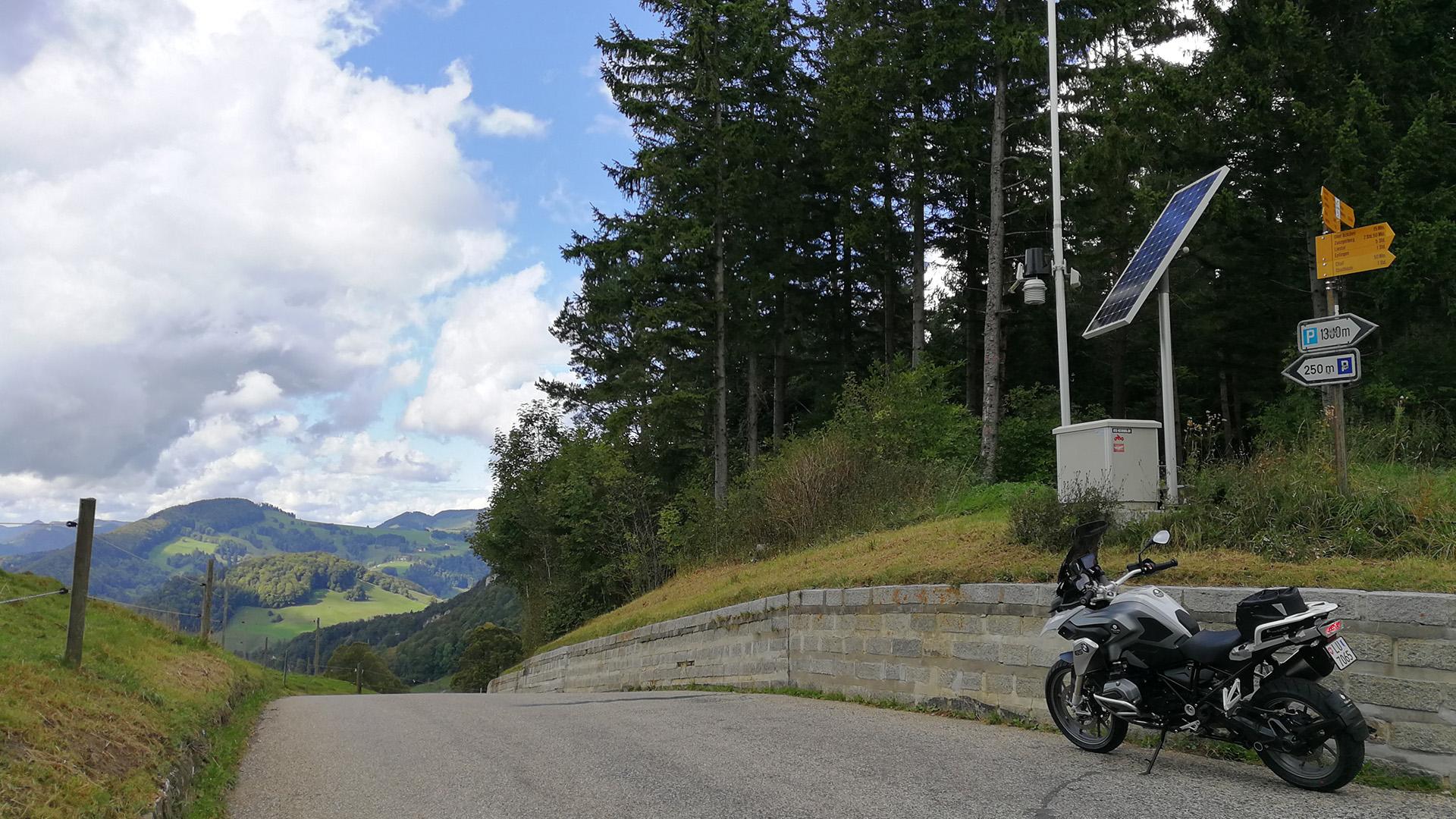 0991 - CH - Chilchzimmersattel (Belchen-Pass, Bölchen)