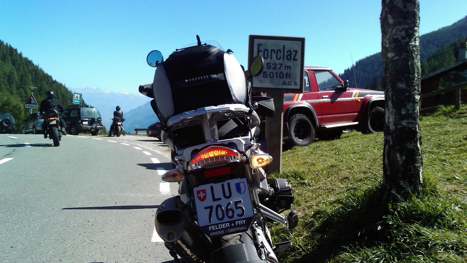 1527 - CH - Col de la Forclaz