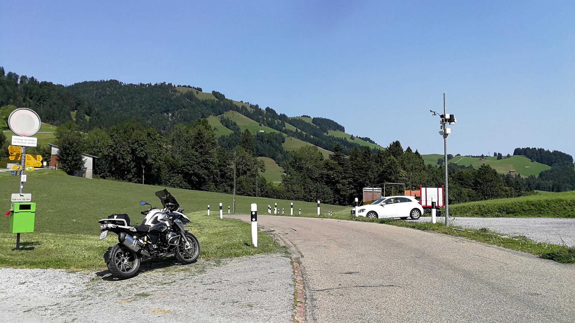 0908 - CH - Oberricken-Pass