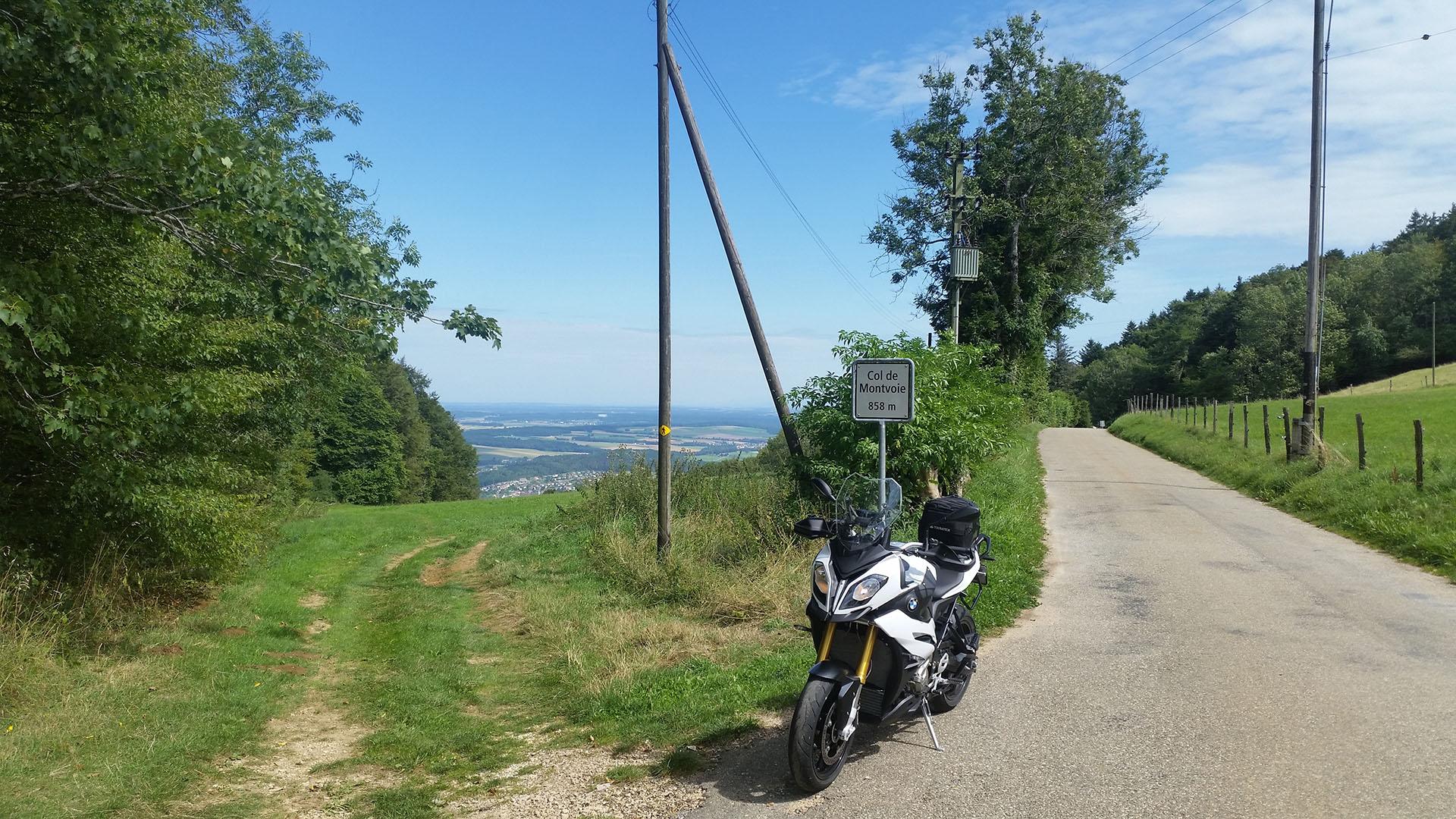 0858 - CH - Col de Montvoie