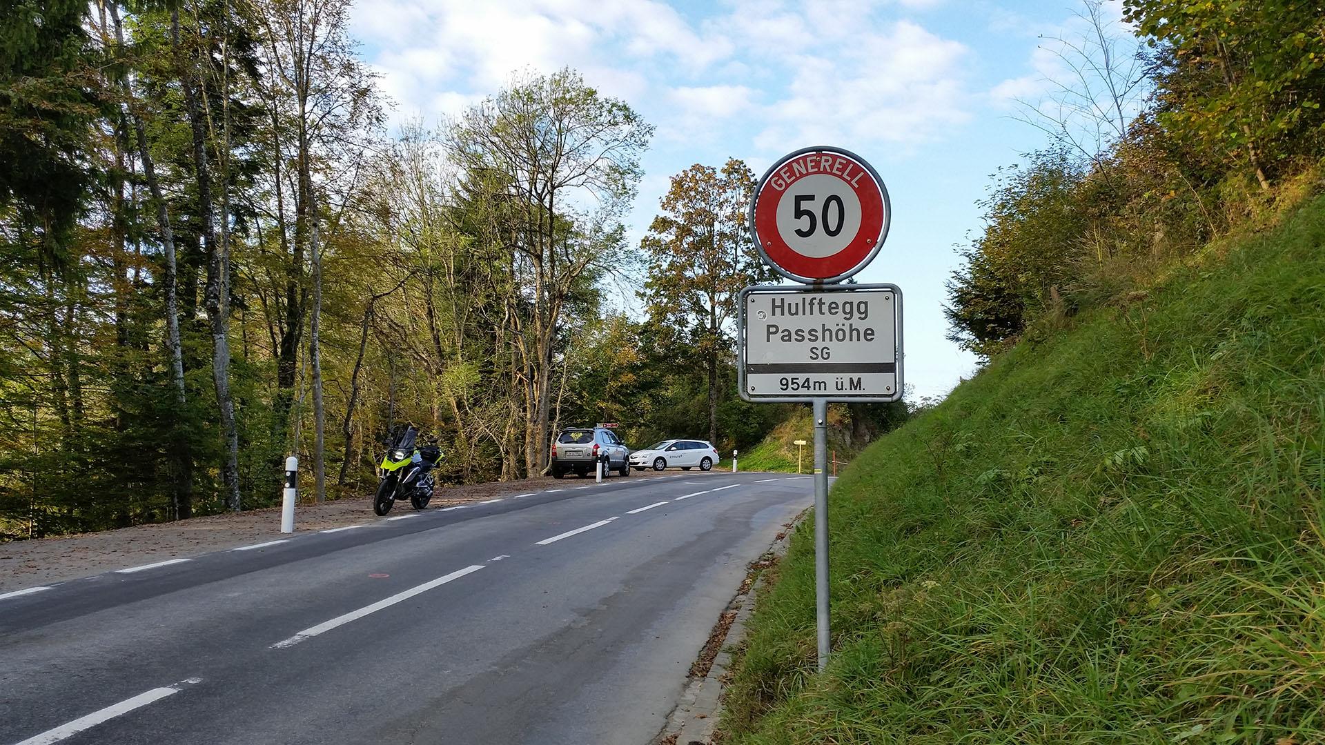 0954 - CH - Hulftegg