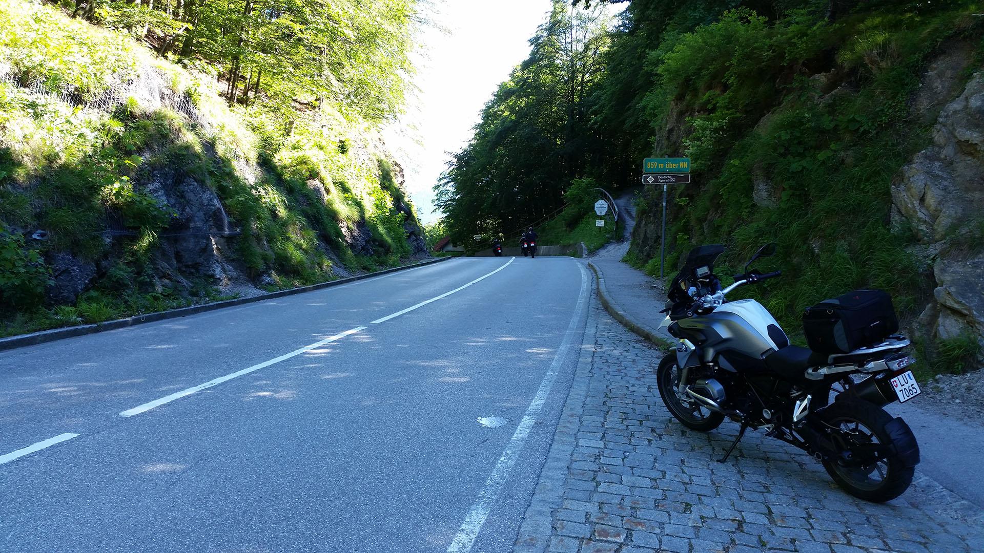 0859 - D - Kesselberg-Pass