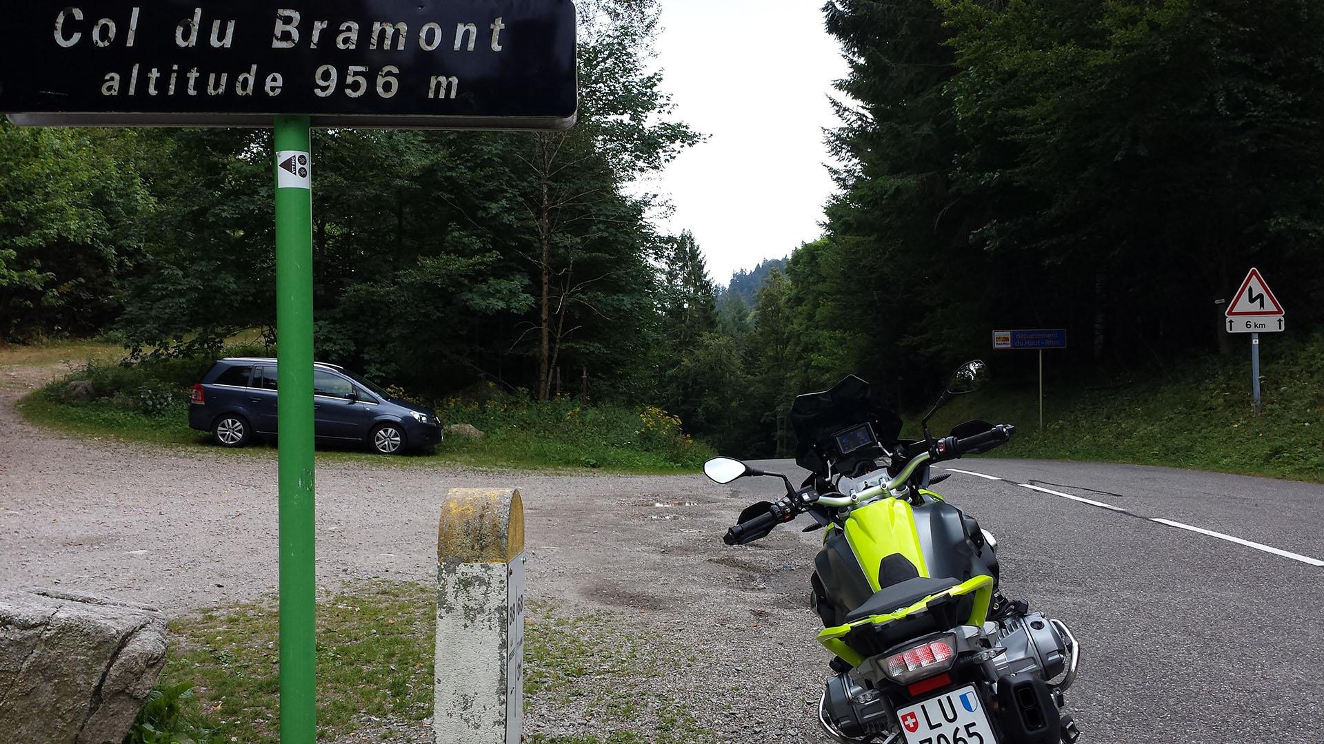 0956 - F - Col du Bramont