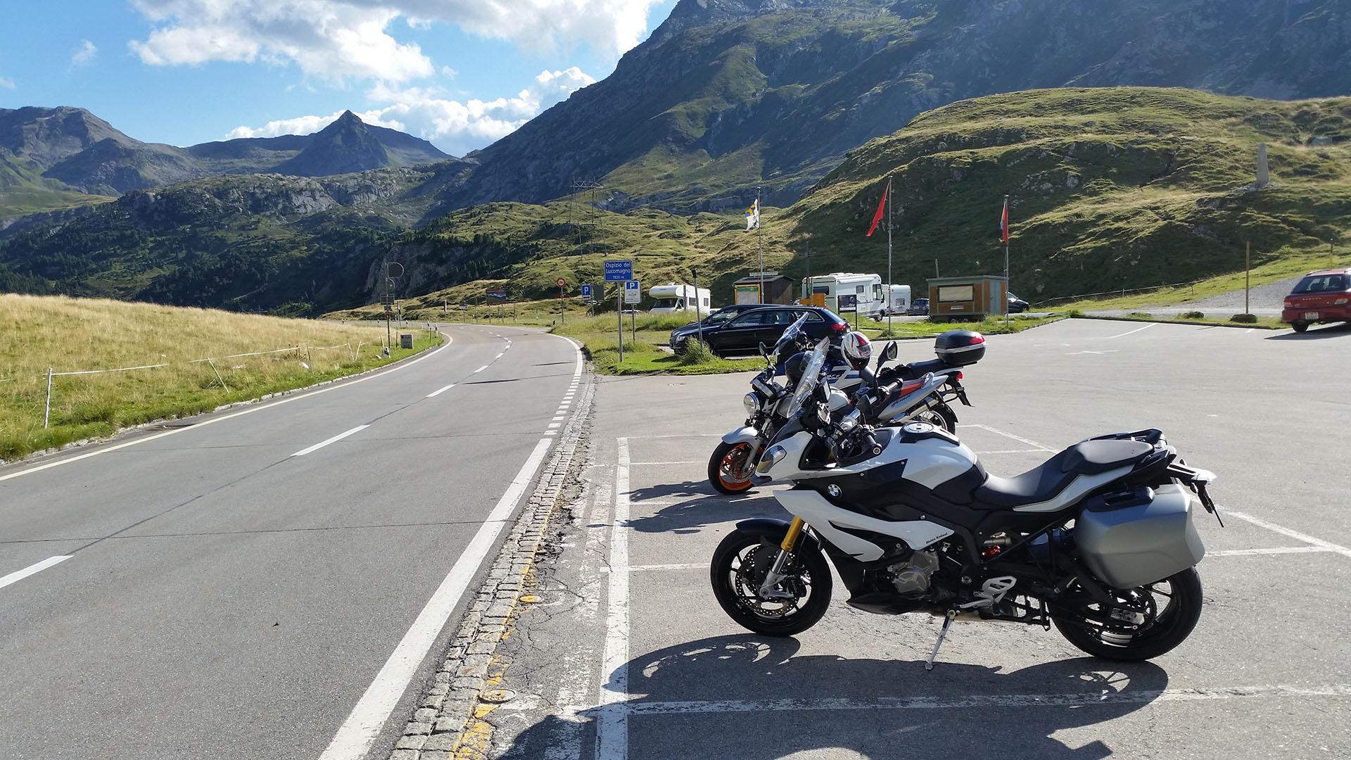 1920 - CH - Lukmanier-Pass (Passo del Lucomagno)