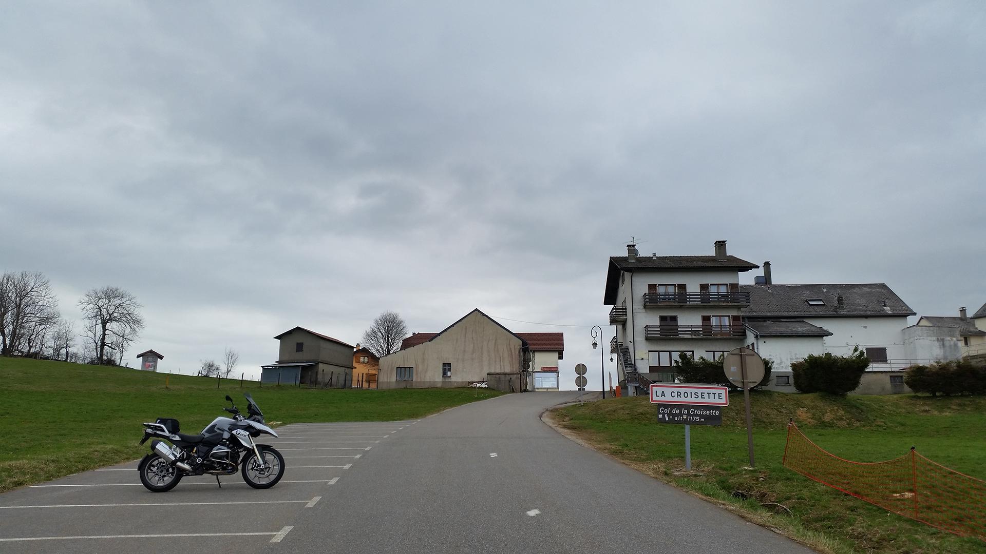 1175 - F - Col de la Croisette