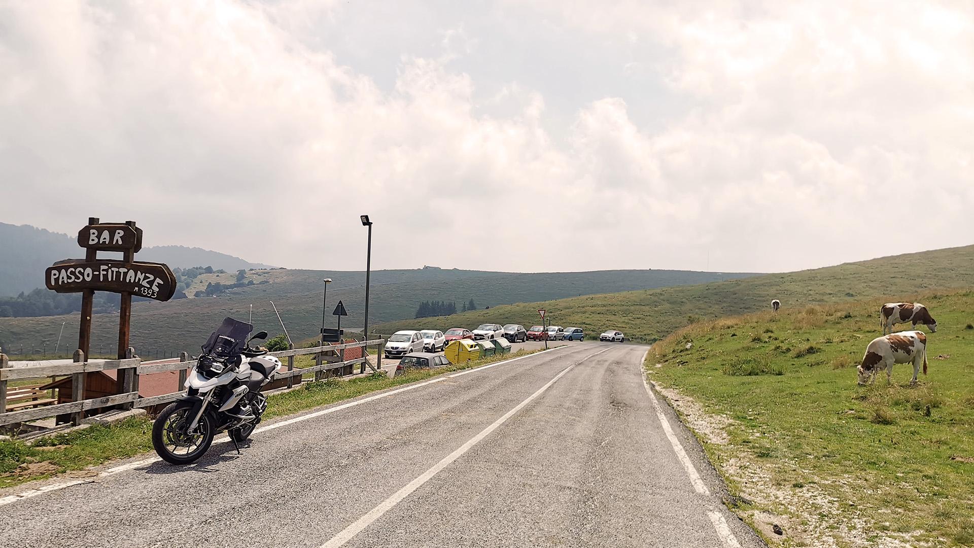 1393 - I - Passo Fittanze (della Sega)