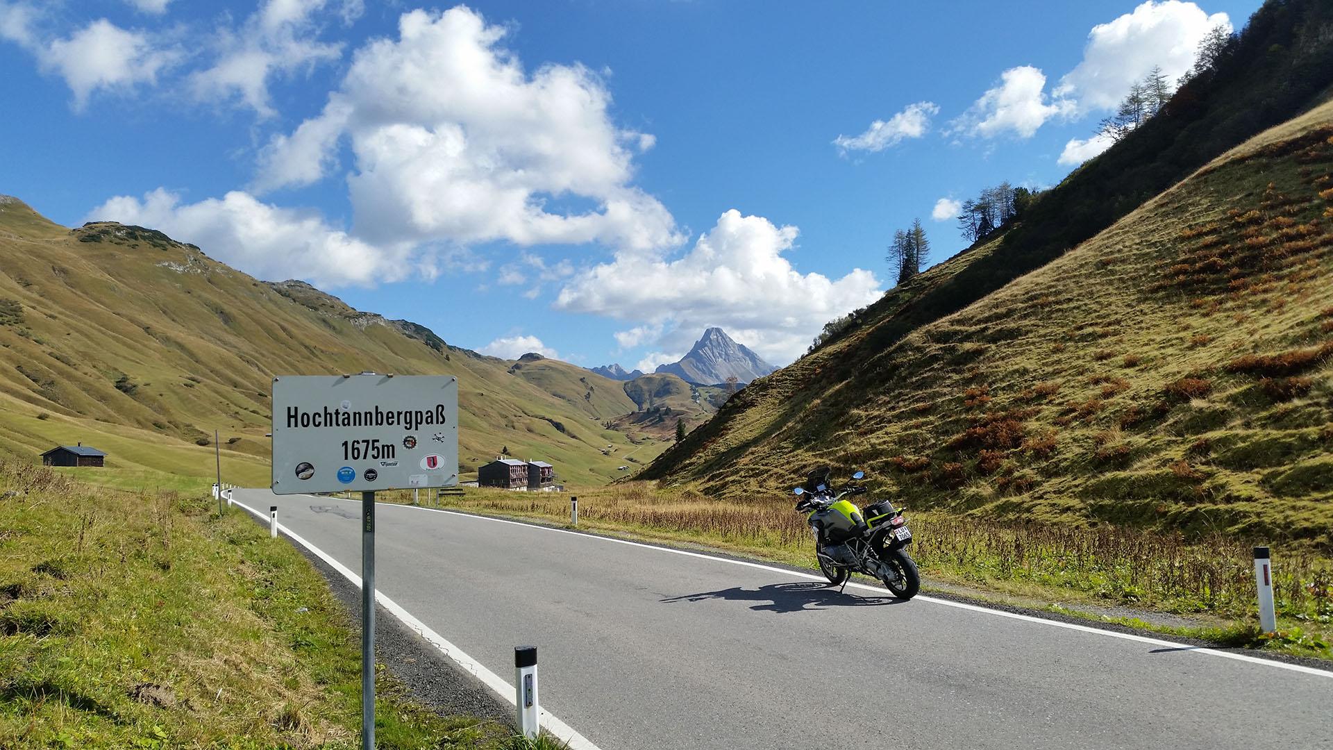 1675 - A - Hochtannenberg-Pass