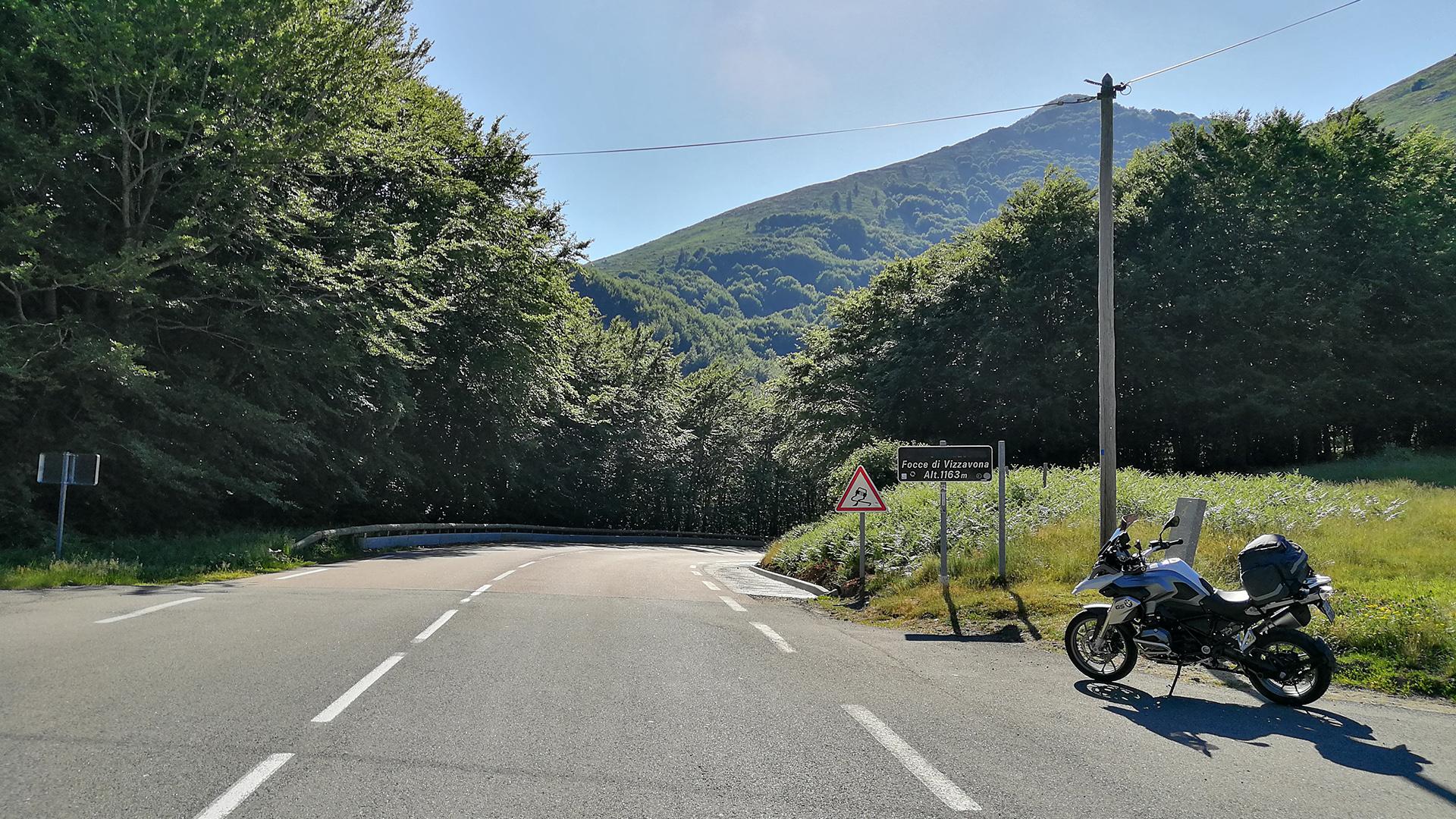 1163 - F (Corse) - Focce di Vizzavona