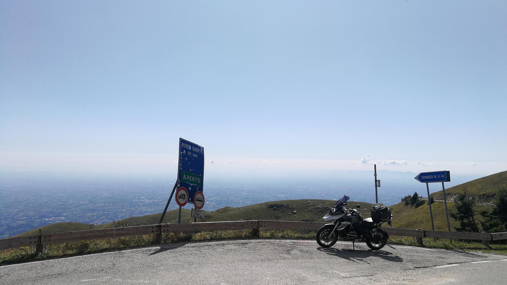 1672 - I - Passo Monte Grappa