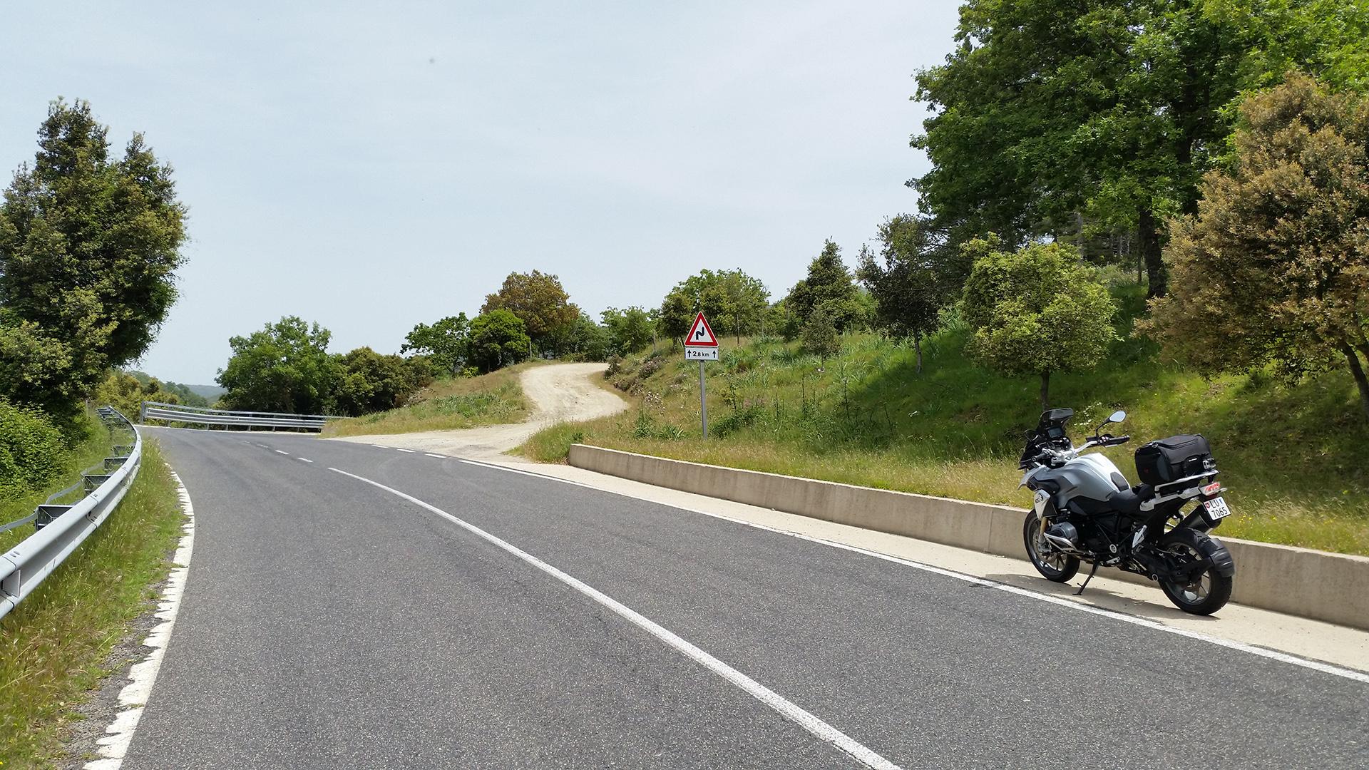 0918 - I (Sardegna) - Valico s'isca de sa Mela