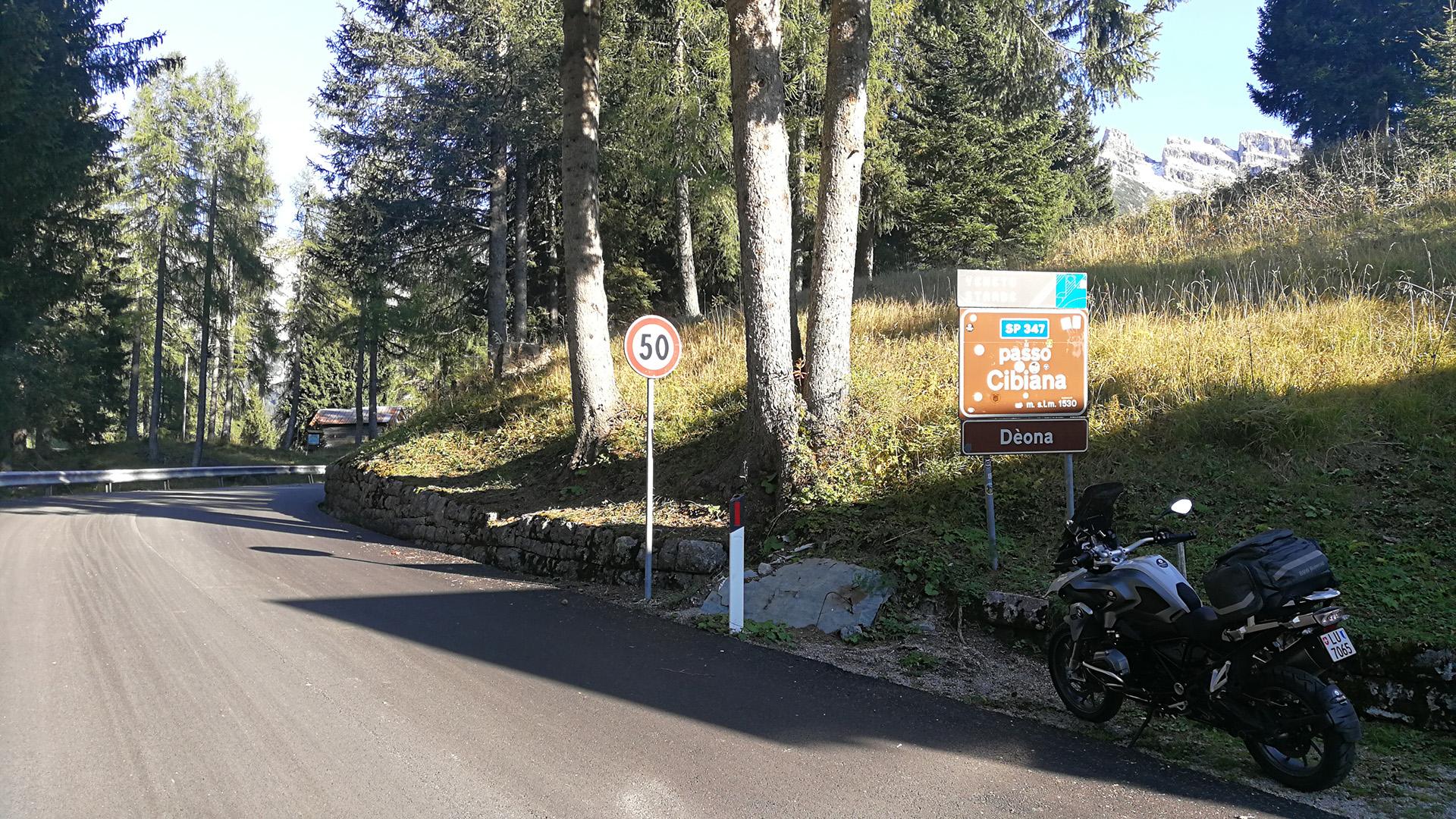 1530 - I - Passo Cibiana