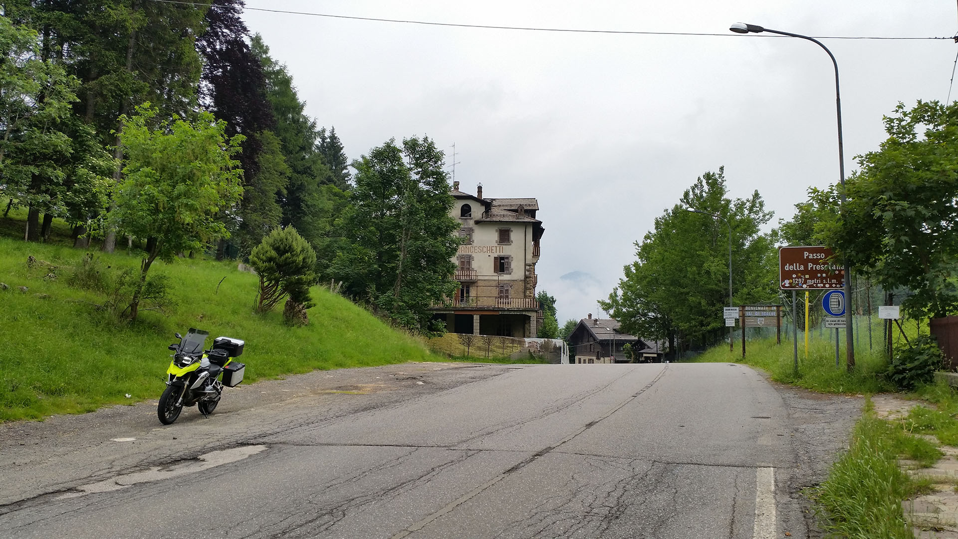 1297 - I - Passo della Presolana