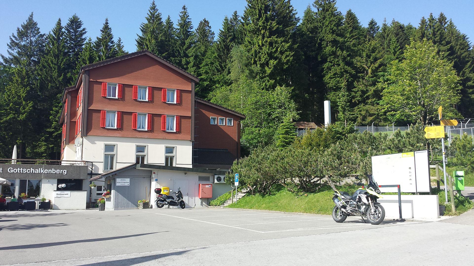 1148 - CH - Gottschalkenberg