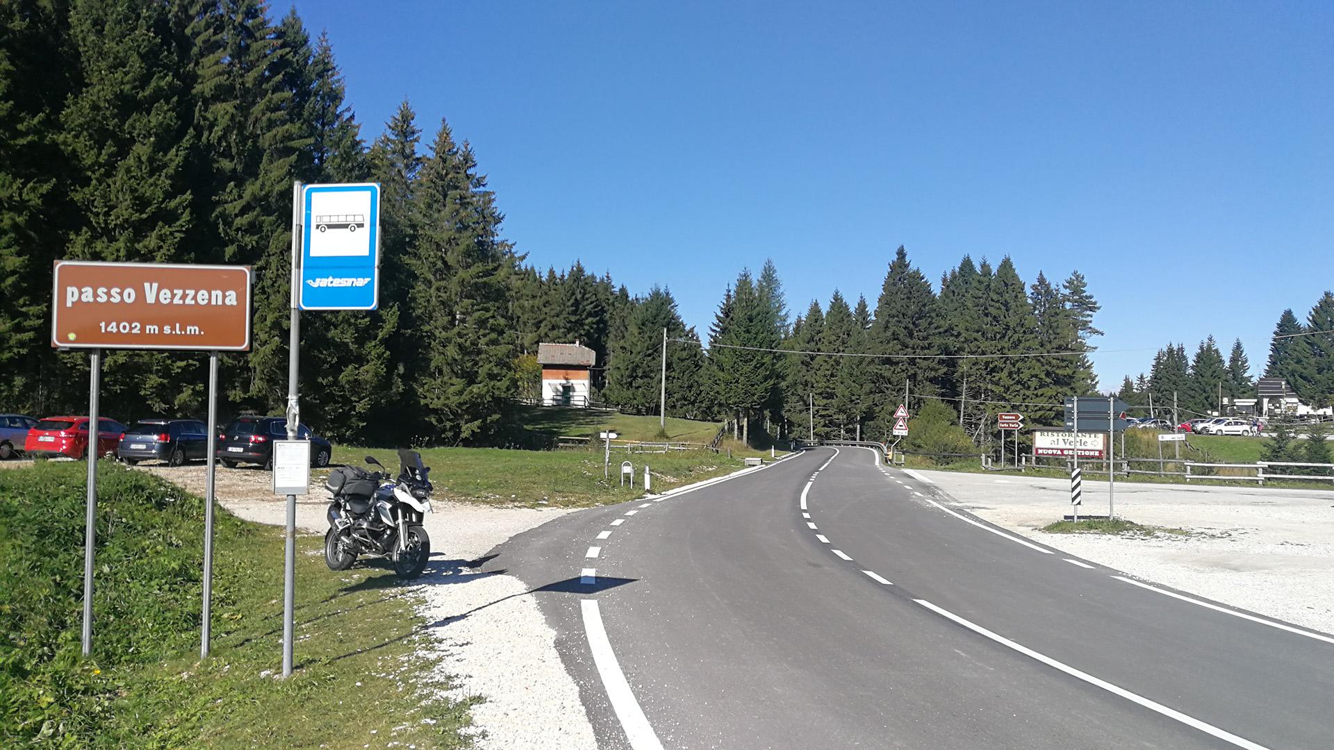 1402 - I - Passo Vezzena