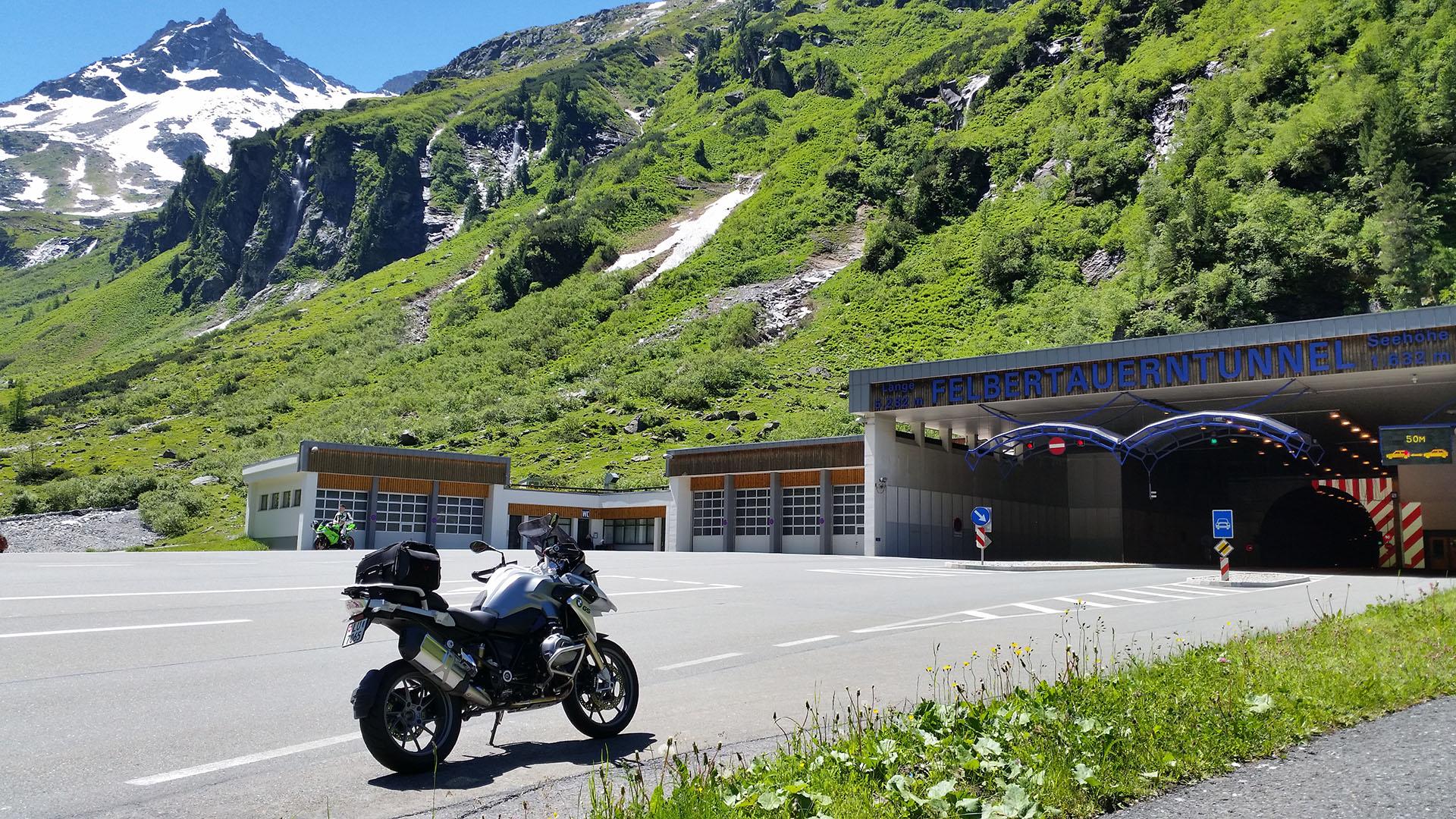 1632 - A - Felbertauern (Tunnel)