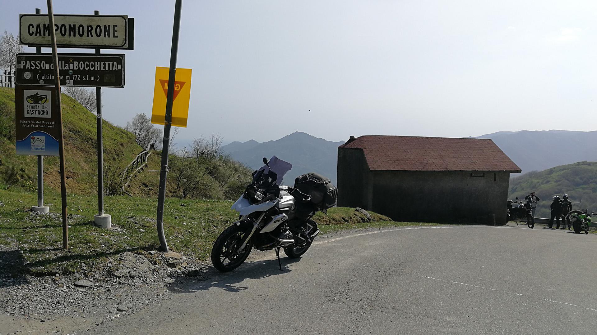 0772 - I - Passo della Bocchetta