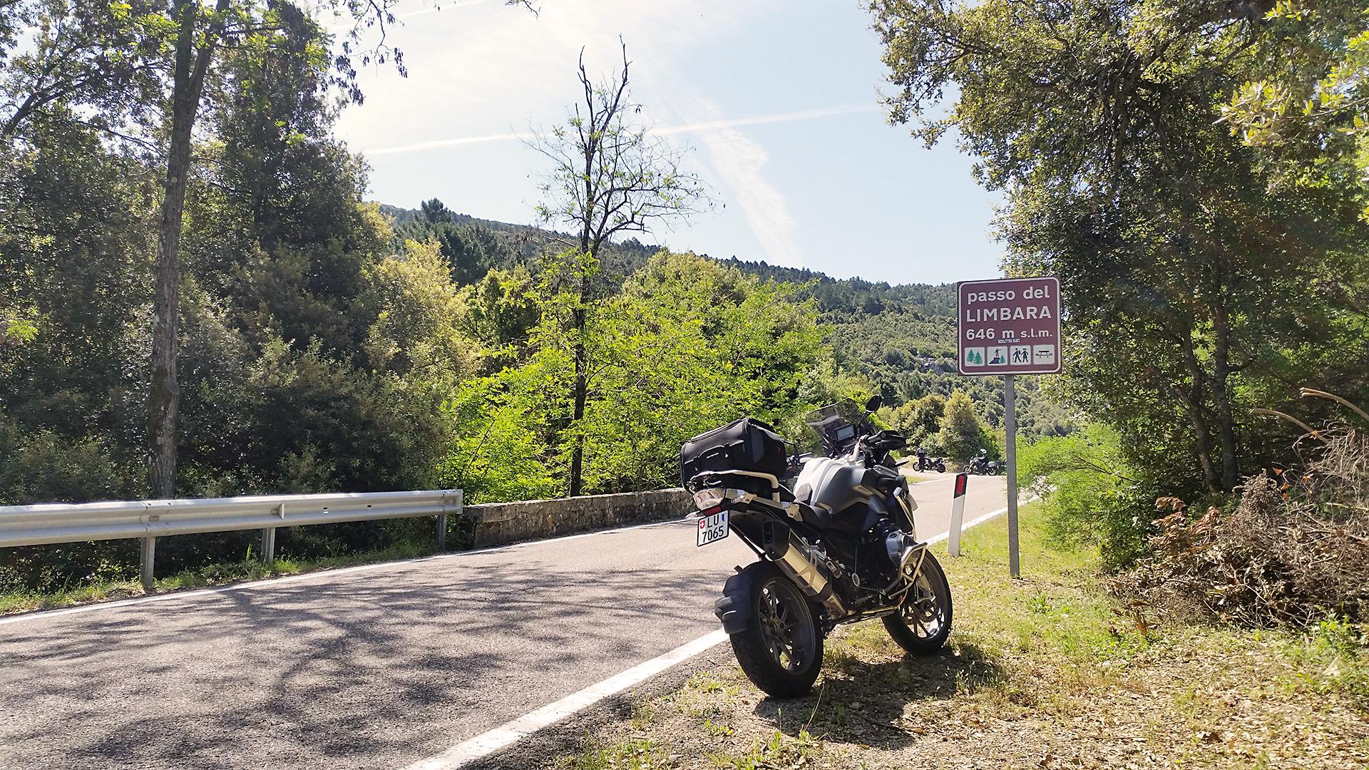 0646 - I (Sardegna) - Passo del Limbara © Pässe.Info