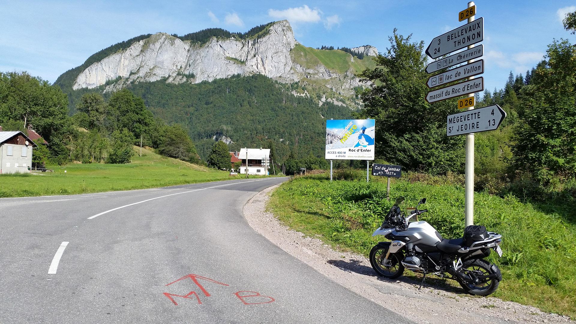1027 - F - Col de Jambaz