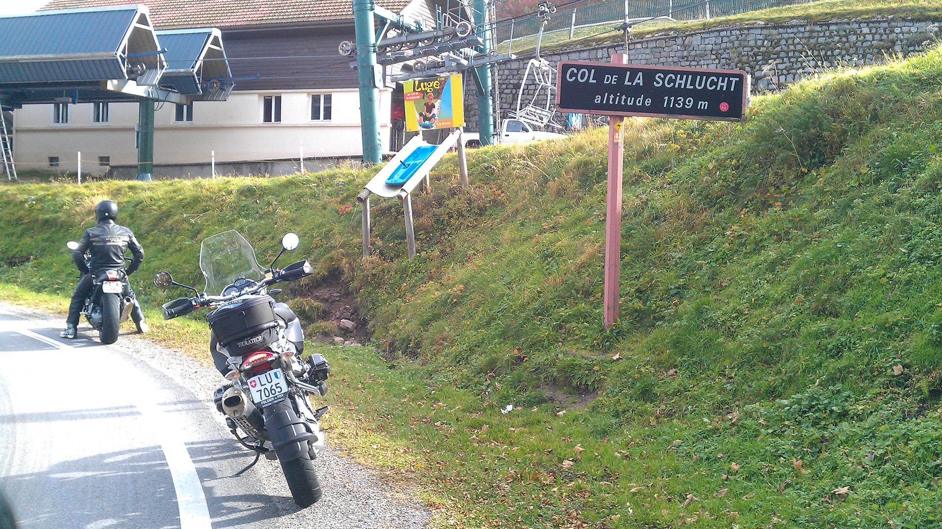 1139 - F - Col de la Schlucht