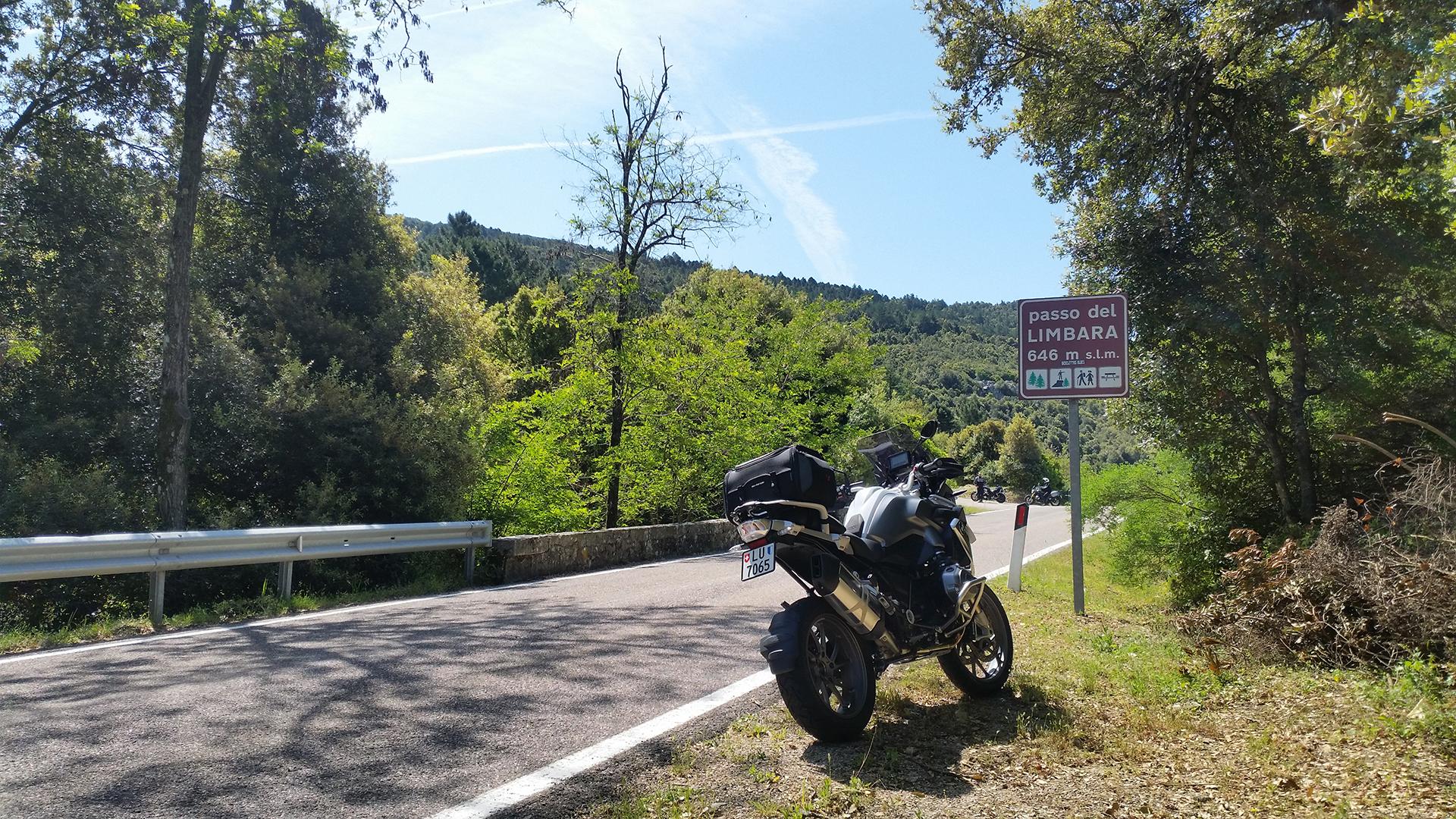 0646 - I (Sardegna) - Passo del Limbara
