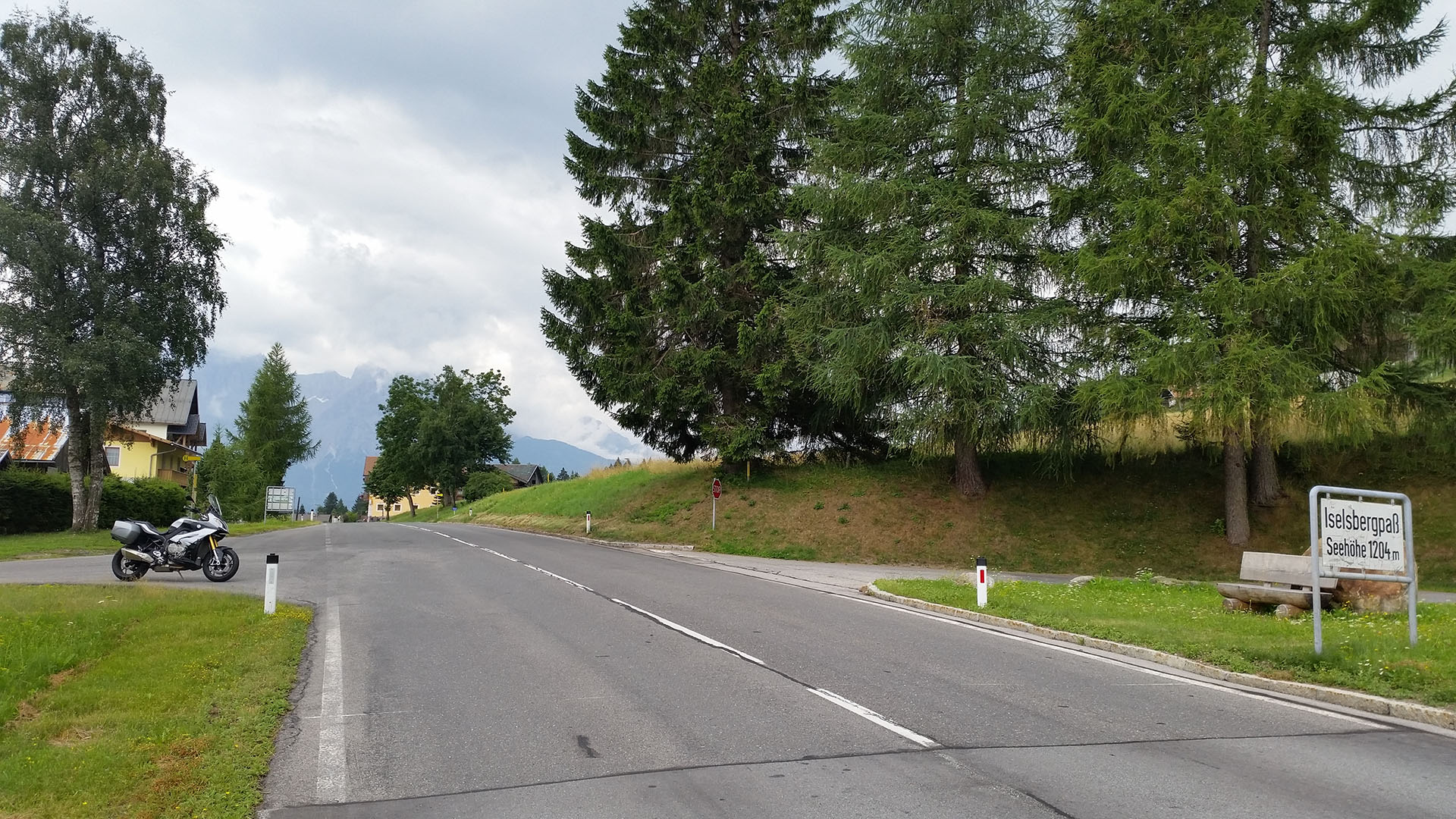 1204 - A - Iselsberg-Pass