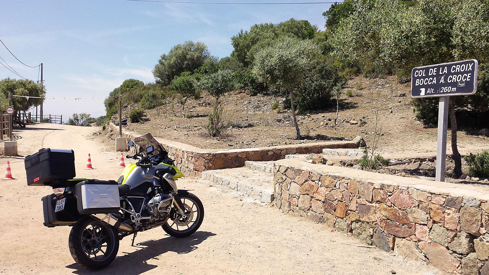 0260 - F (Corse) - Col de la Croix (Bocca à Croce) © Pässe.Info