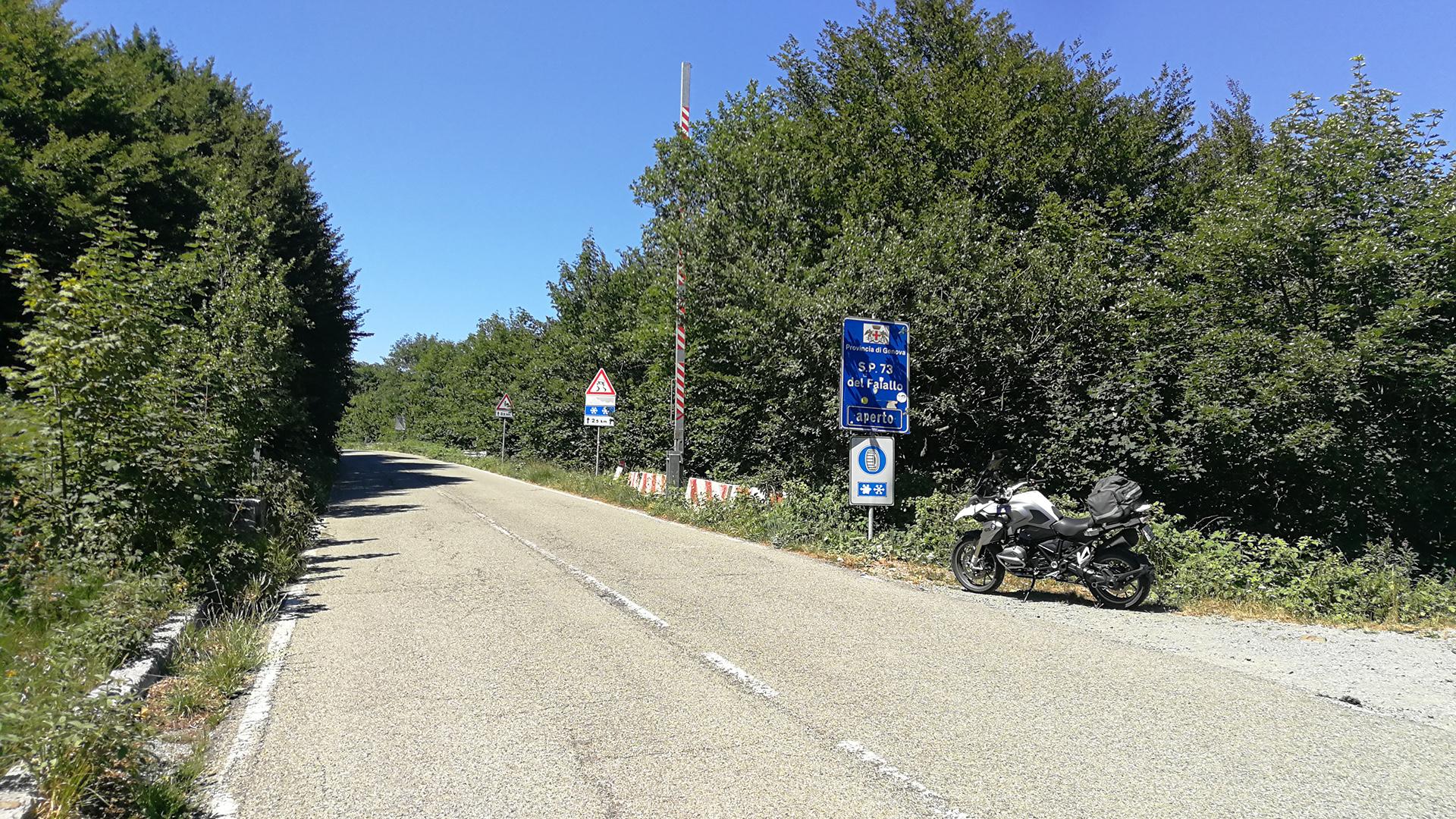 1050 - I - Passo del Faiallo
