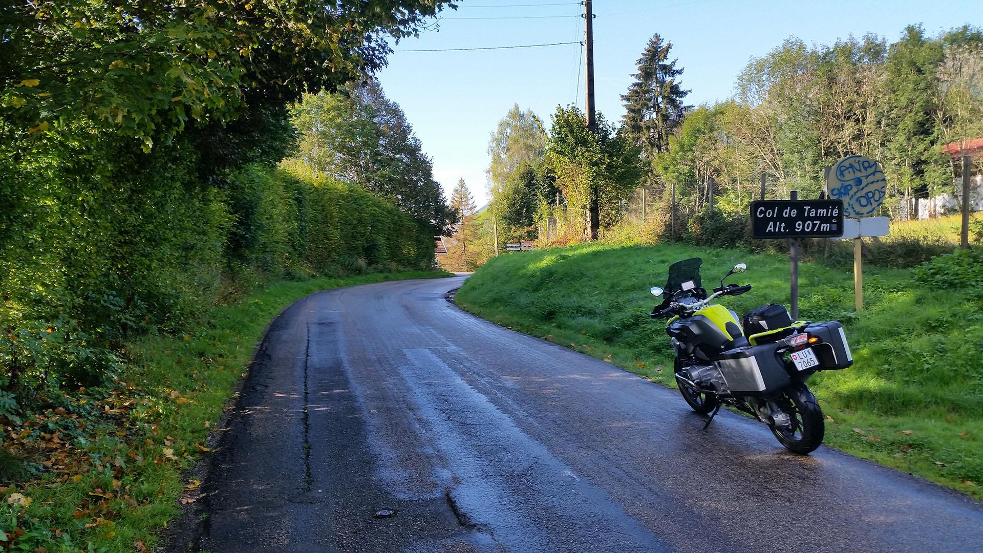 0907 - F - Col de Tamié
