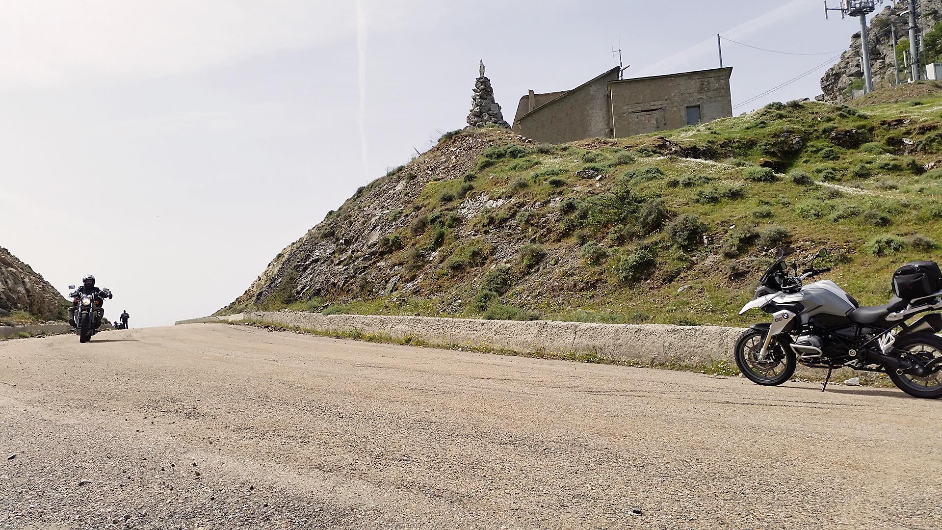 1249 - I (Sardegna) - Passo di Correboi © Pässe.Info