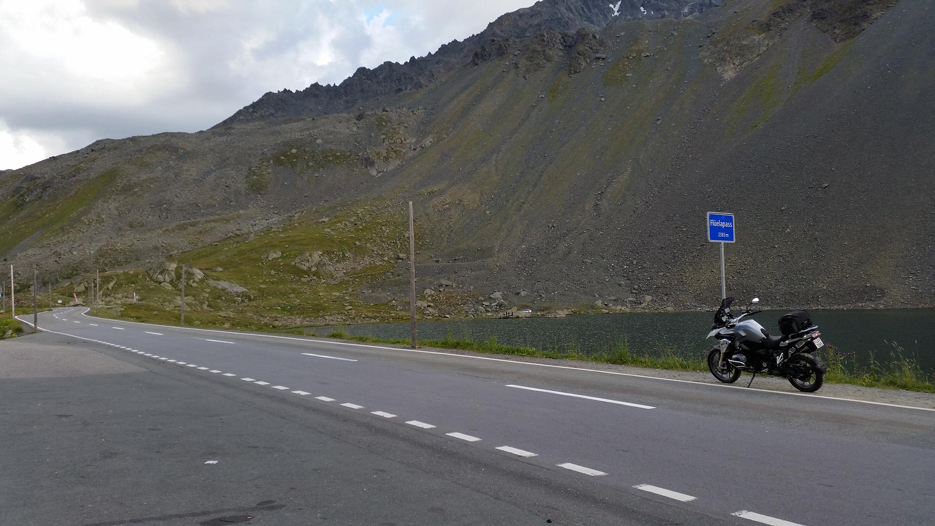 2383 - CH - Flüela-Pass