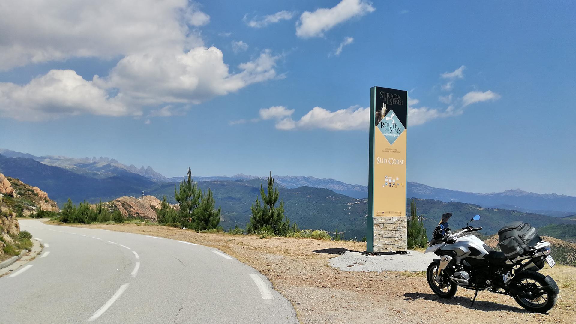 1036 - F (Corse) - Col de Saint-Eustache (Bocca di Sant'Ustasgiu)