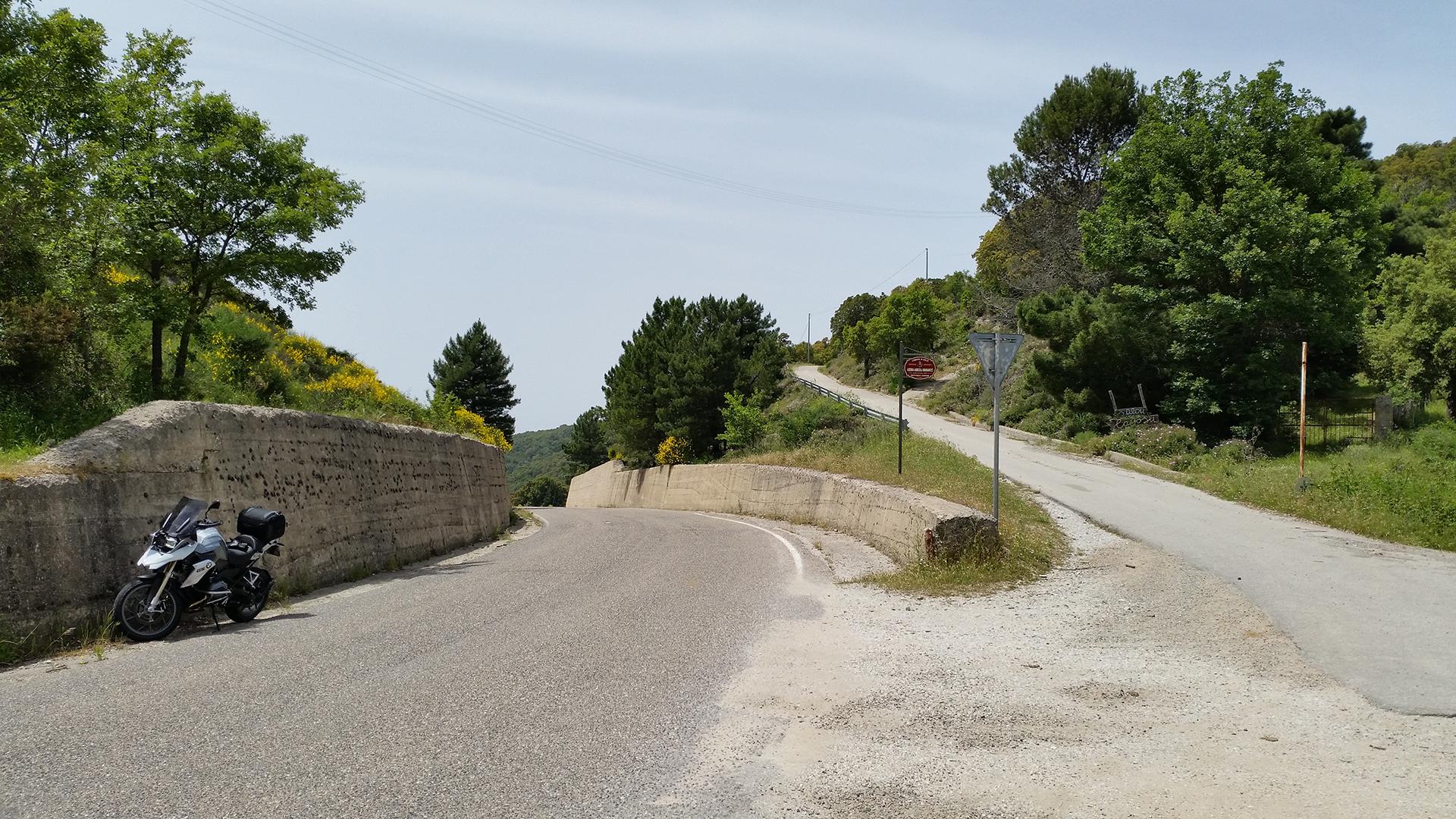 0786 - I (Sardegna) - Passo s'Arcu