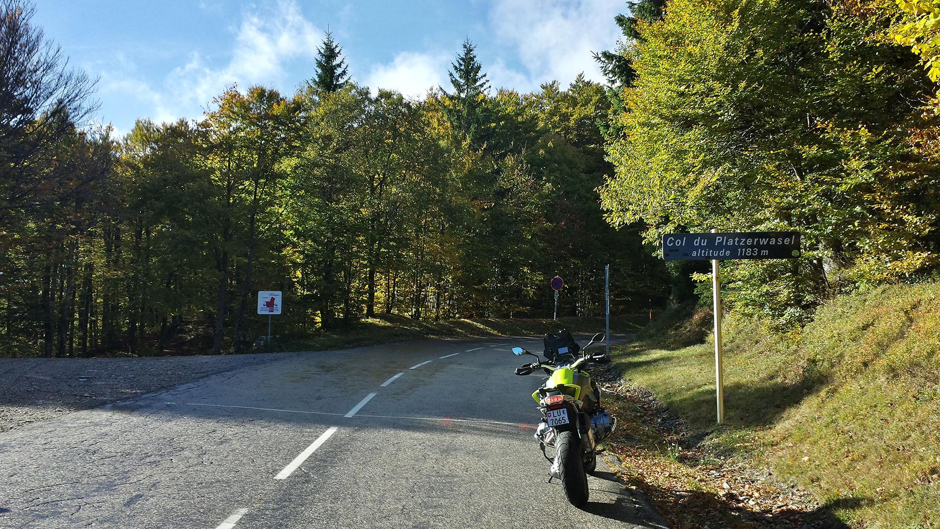 1183 - F - Col du Platzerwasel