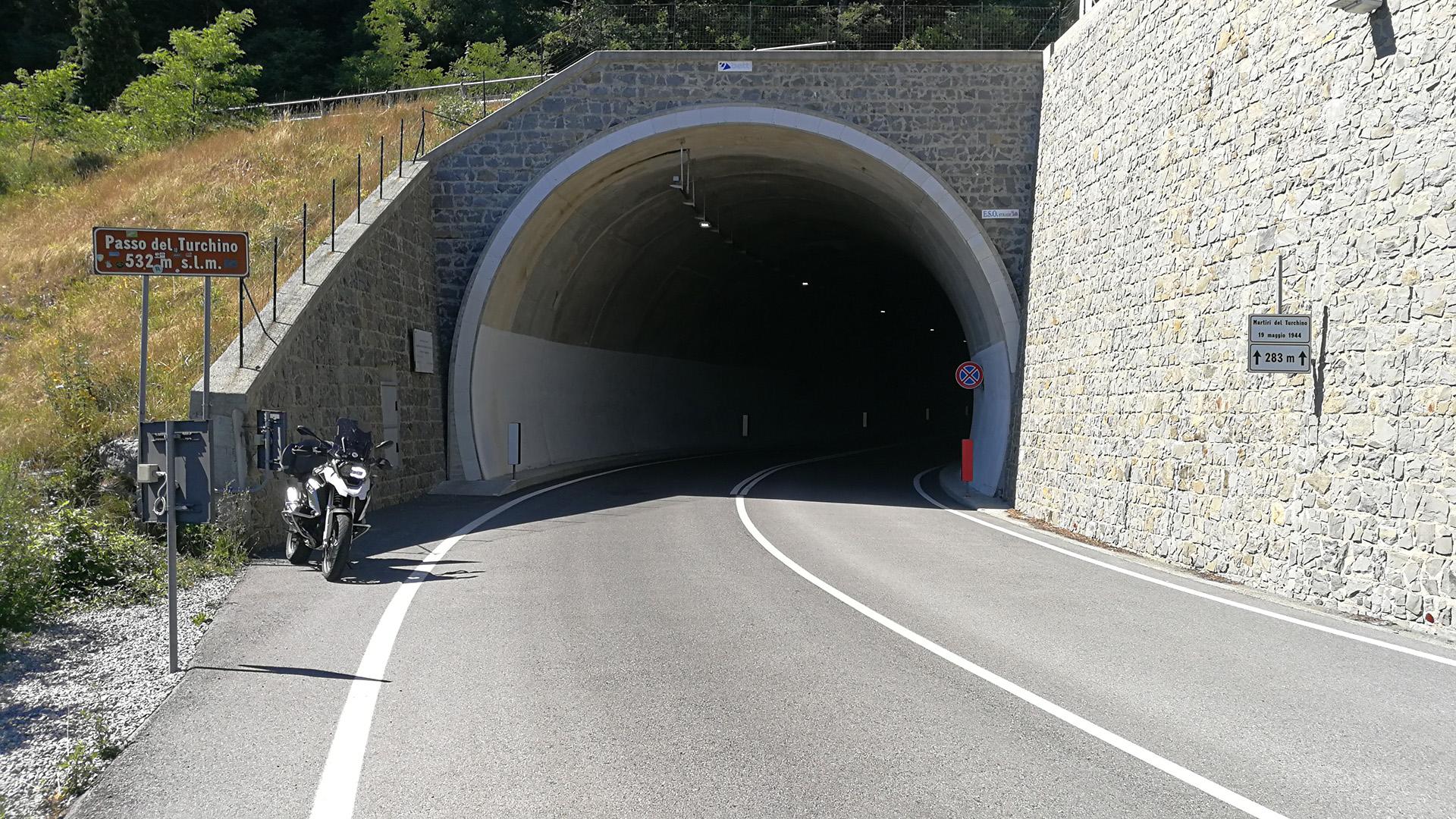 0532 - I - Passo del Turchino