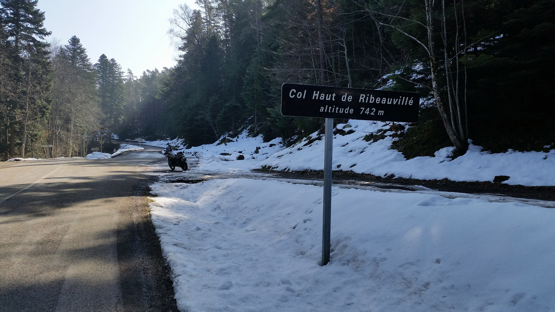 0742 - F - Col Haut de Ribeauvillé