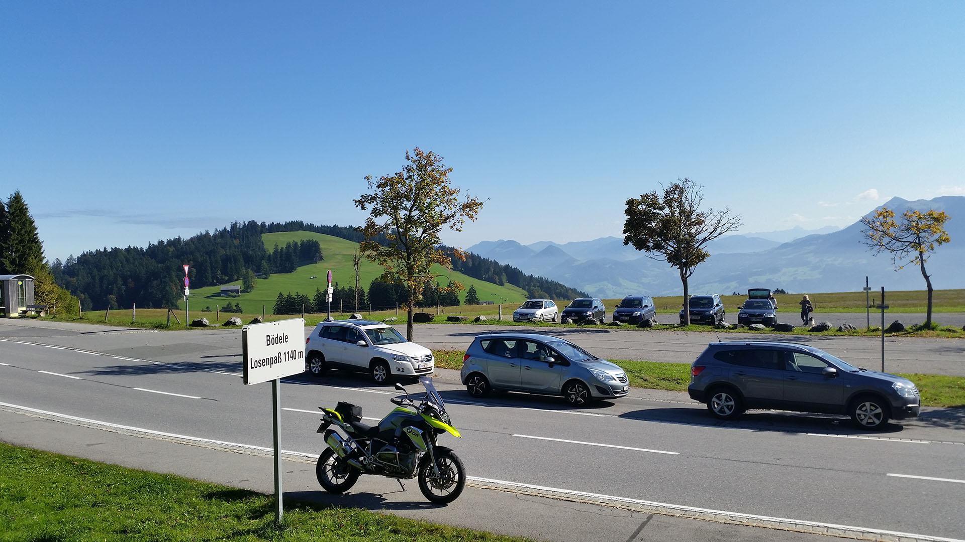 1140 - A - Bödele Losen-Pass