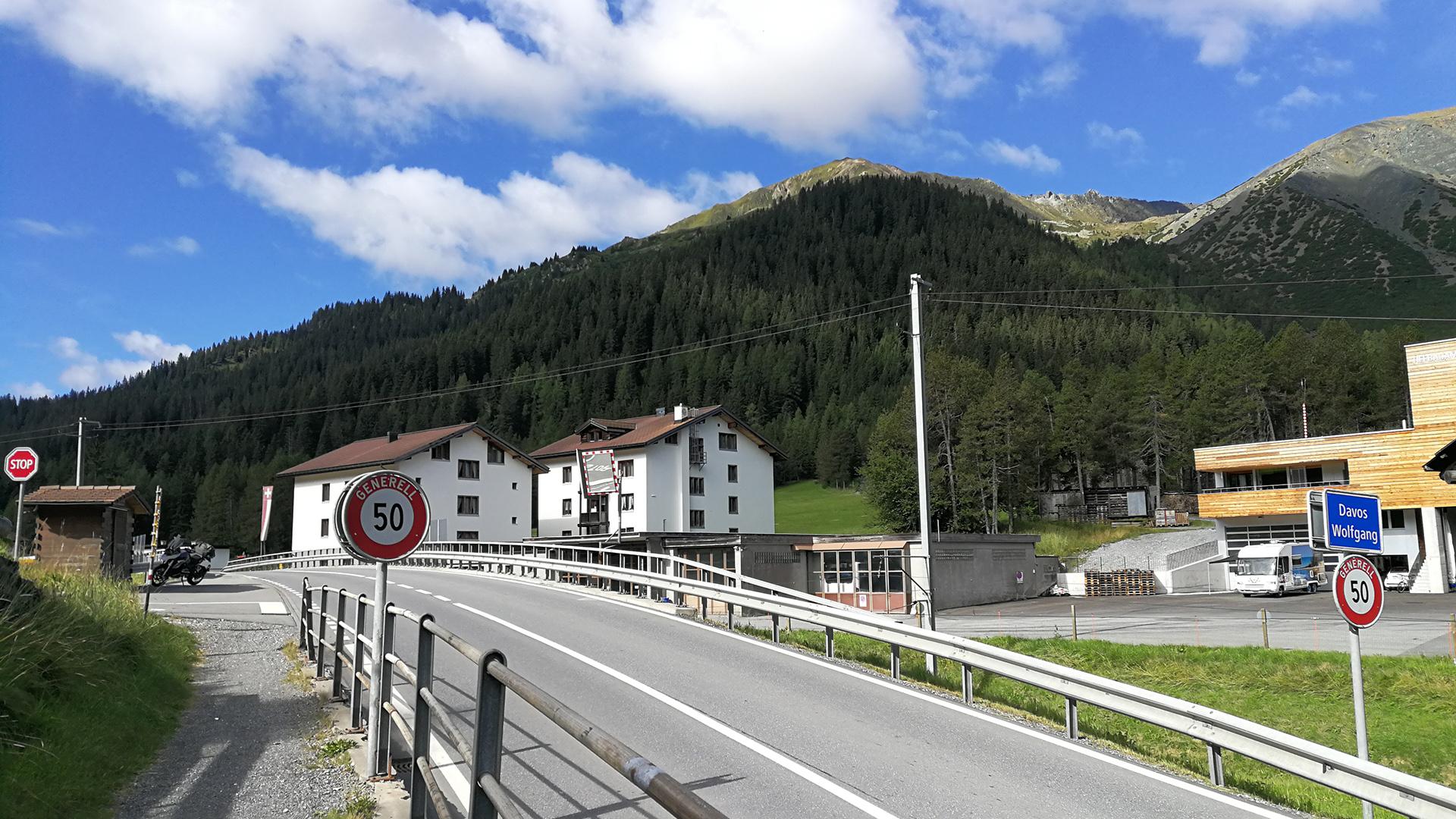 1631 - CH - Wolfgang-Pass