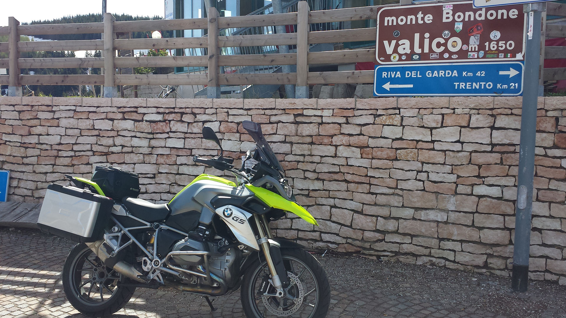 1650 - I - Monte Bondone