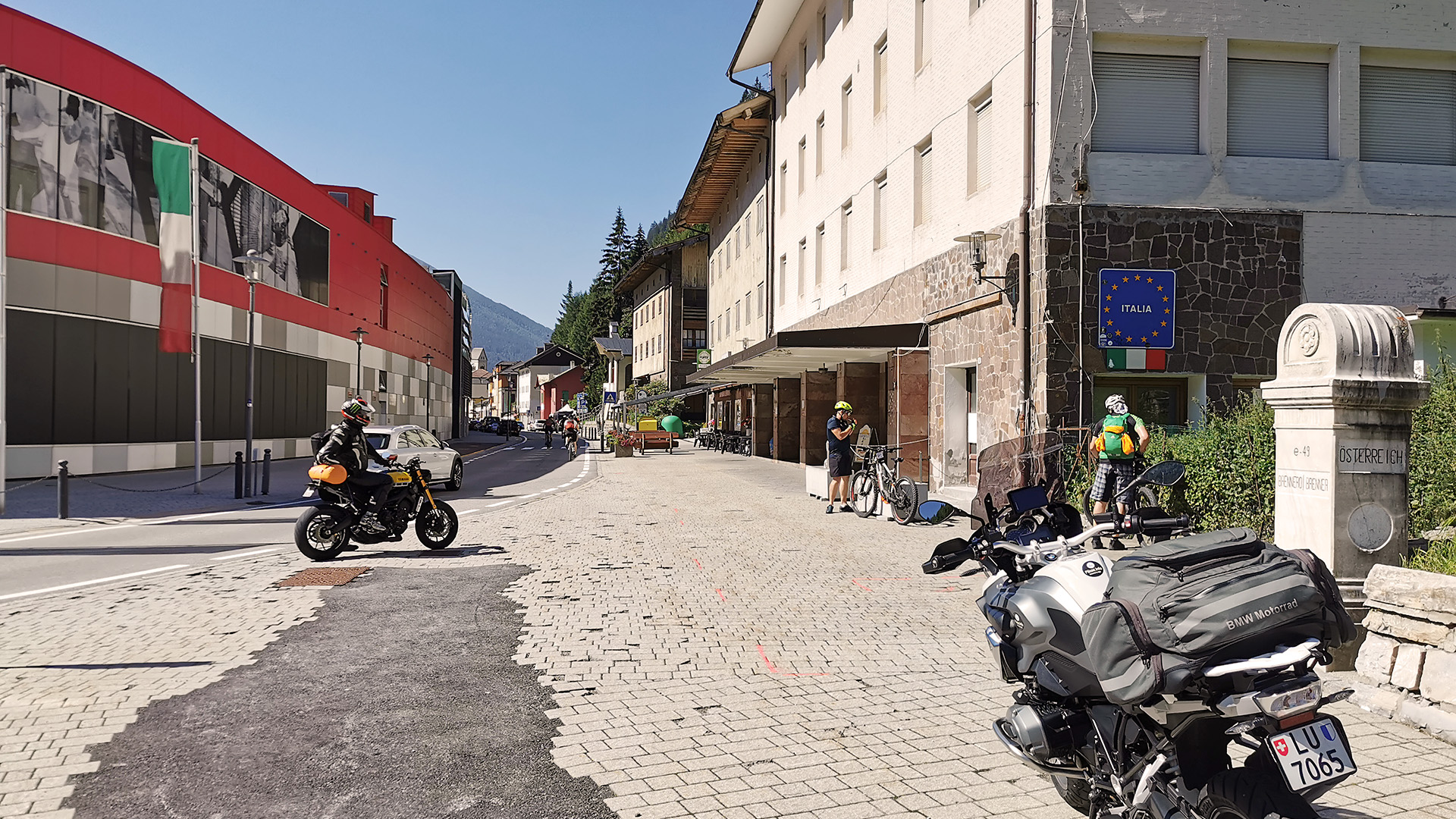 1370 - A-I - Brenner-Pass (Passo del Brennero)