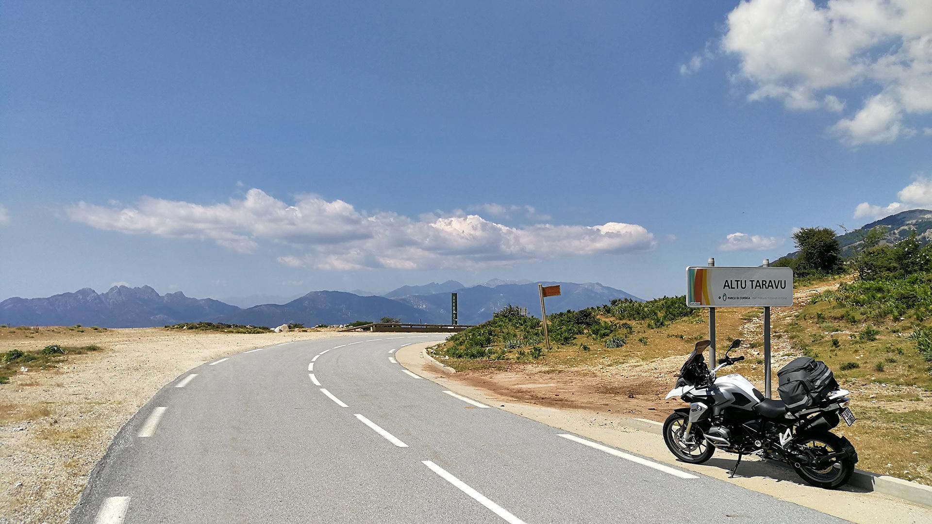 1196 - F (Corse) - Col de la Vaccia