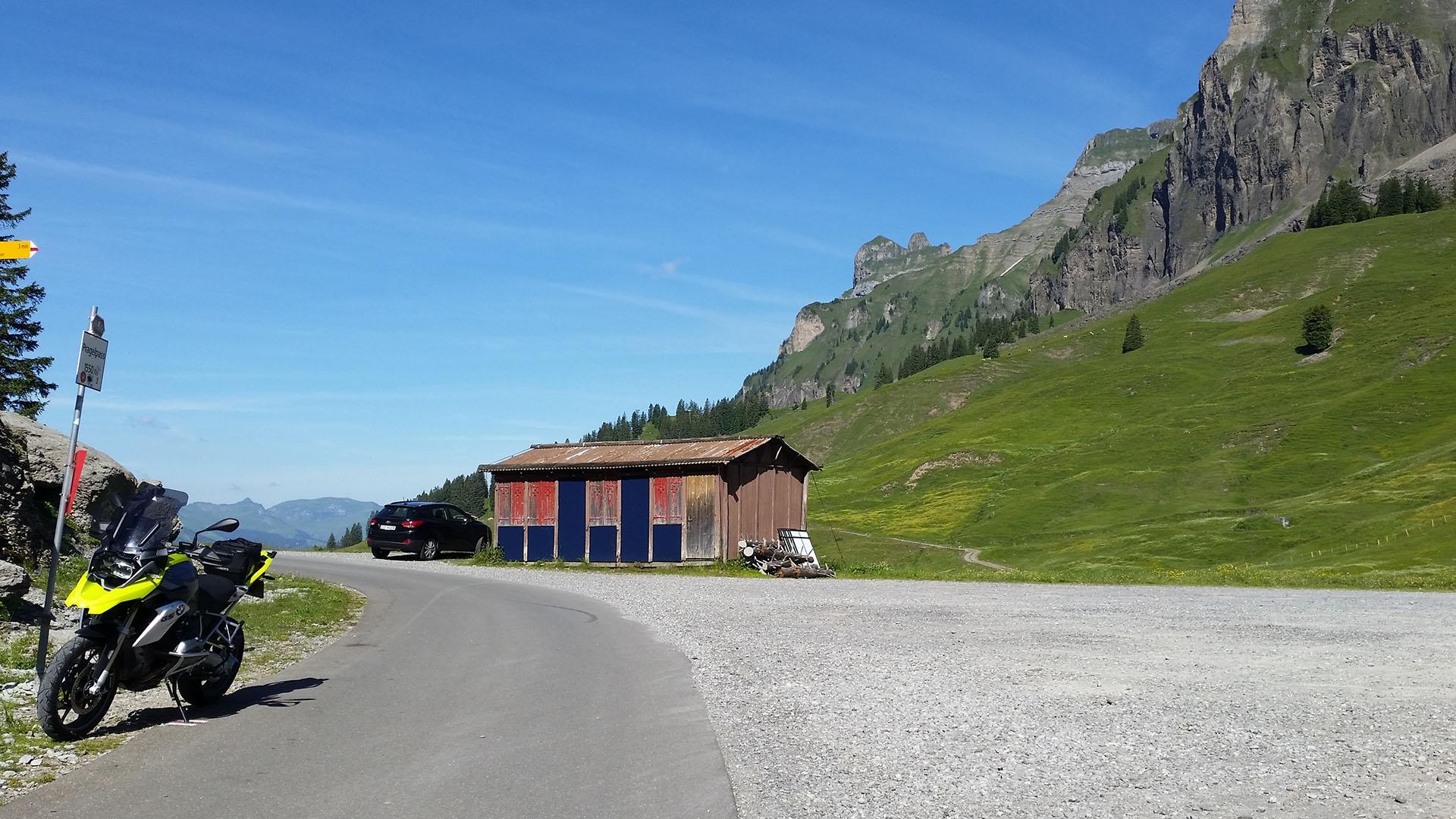 1550 - CH - Pragel-Pass