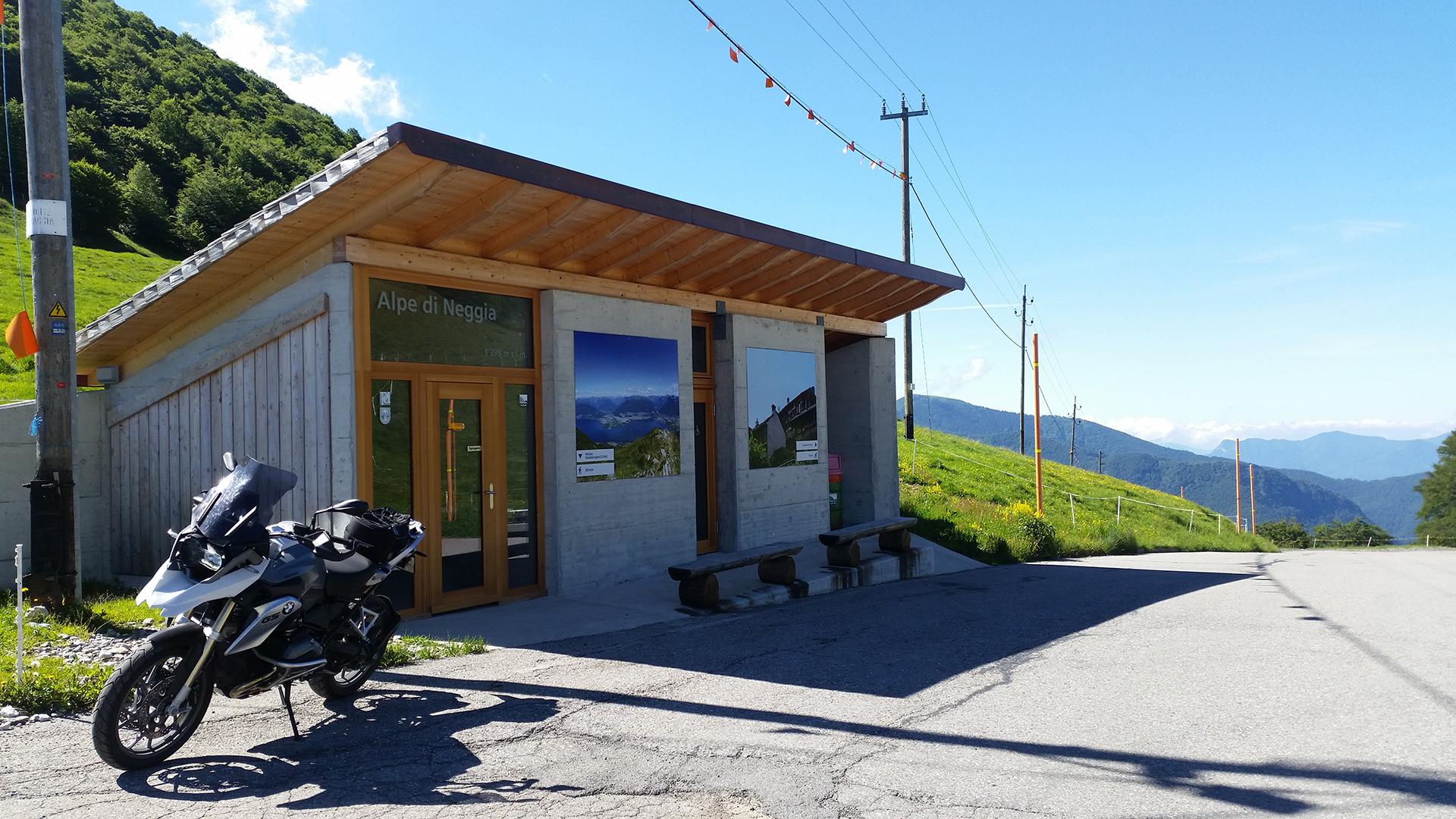 1395 - CH-I - Alpe di Neggia