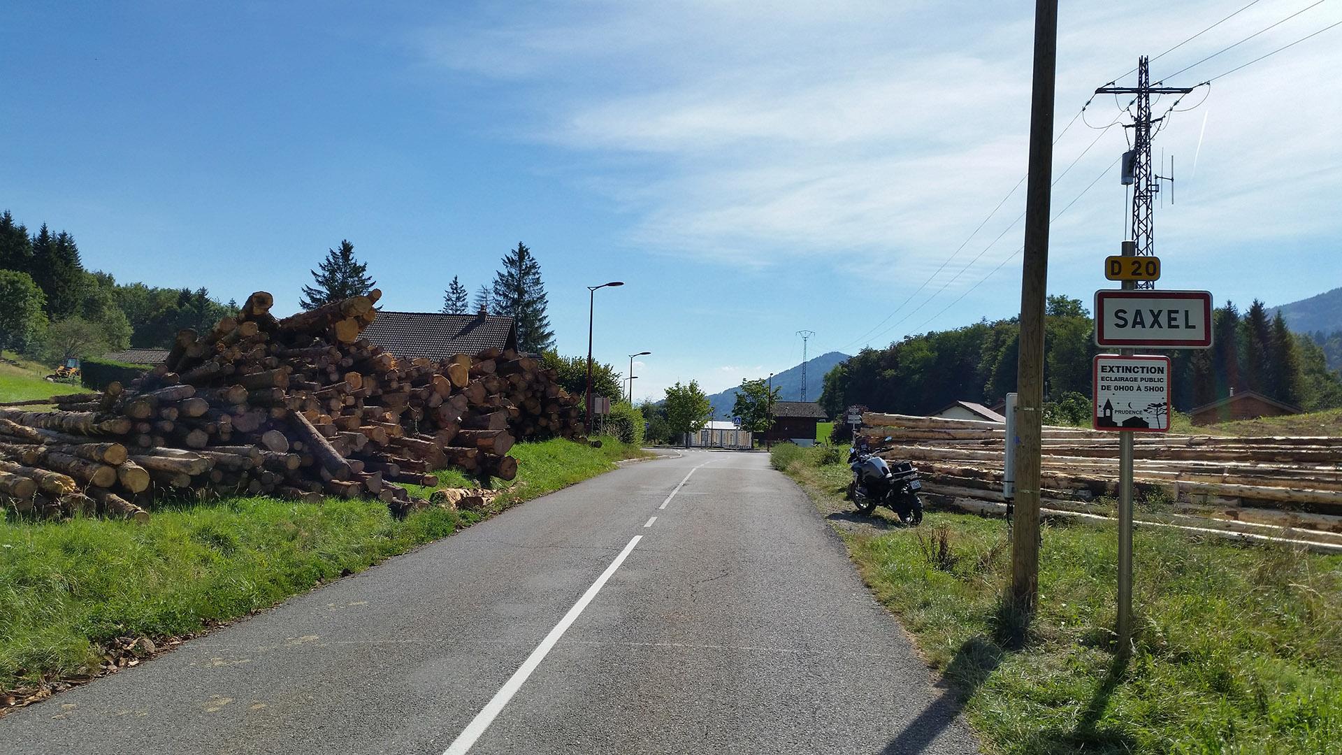 0948 - F - Col de Saxel