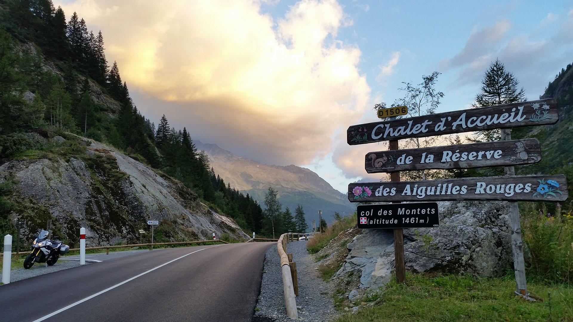 1461 - F - Col des Montets