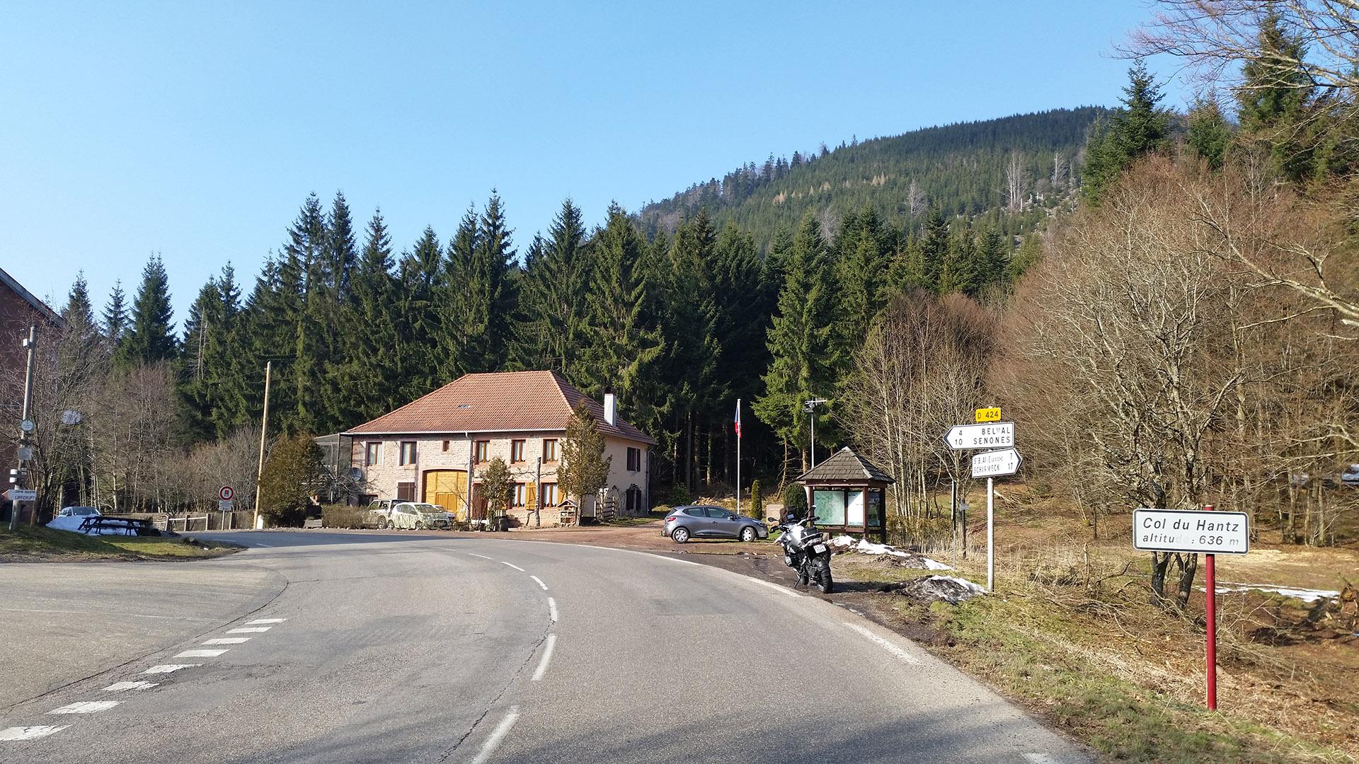 0636 - F - Col du Hantz