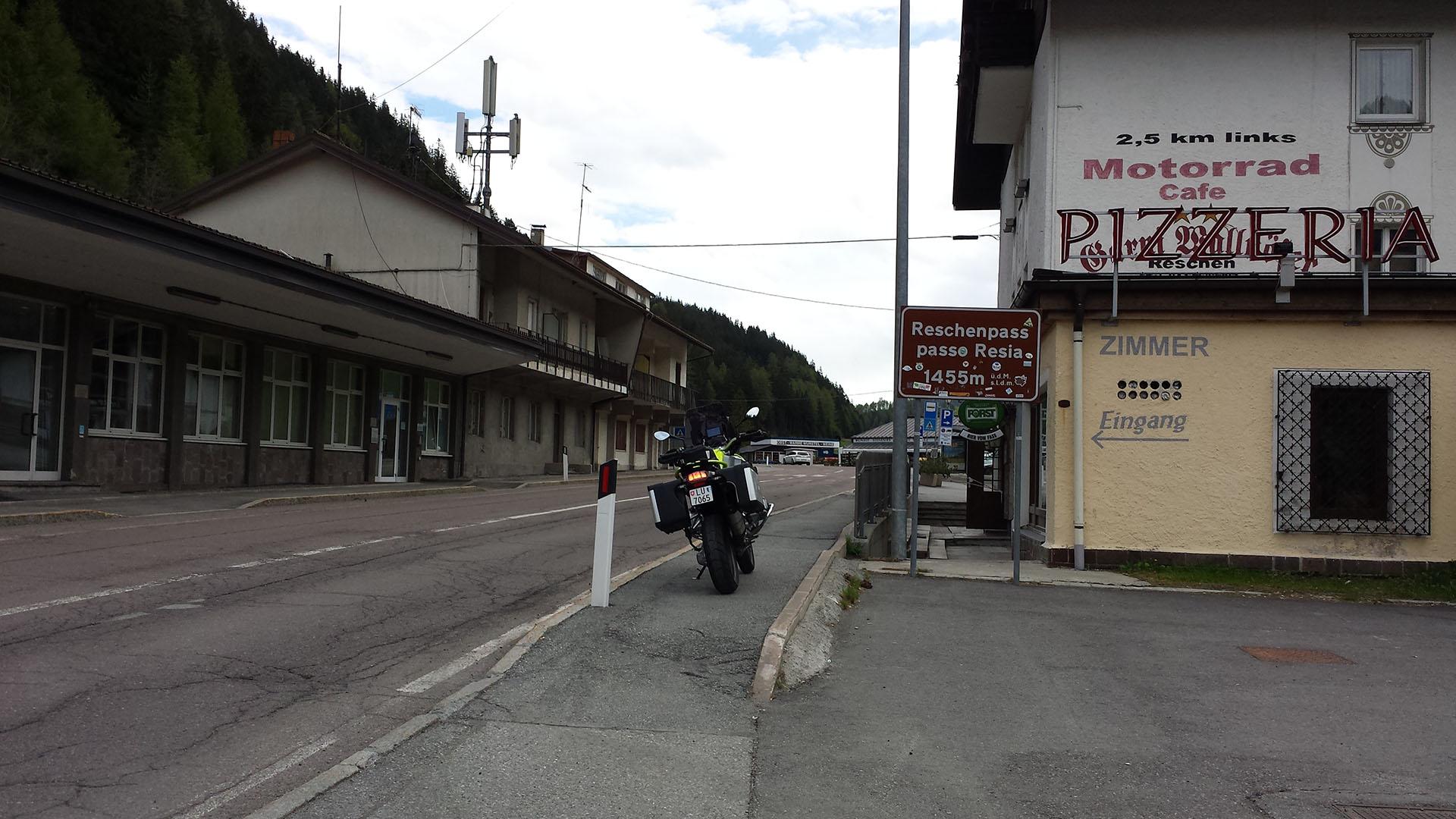 1455 - A-I - Reschen-Pass (Passo Resia)