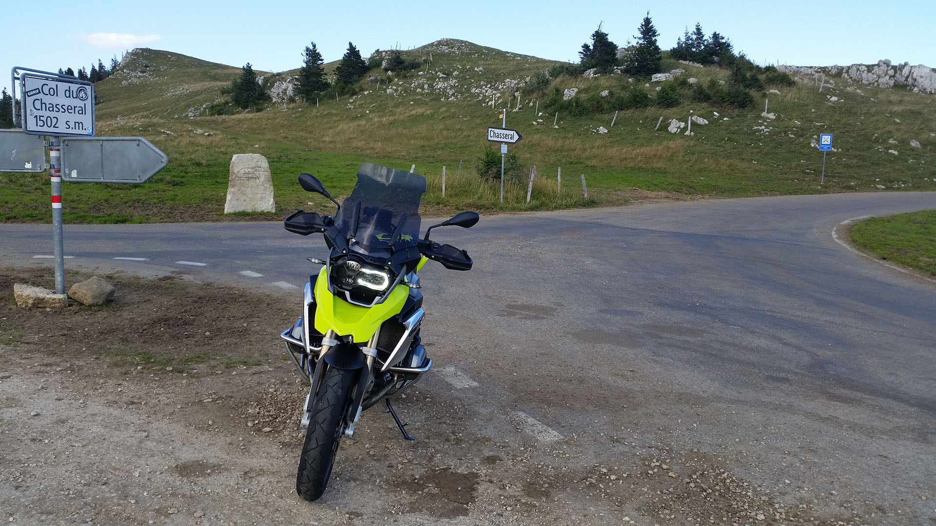 1502 - CH - Col du Chasseral