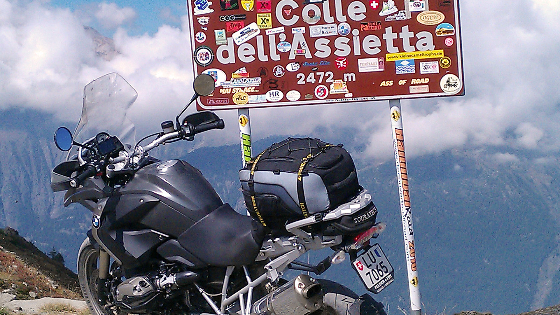 2472 U - I - Colle dell'Assietta