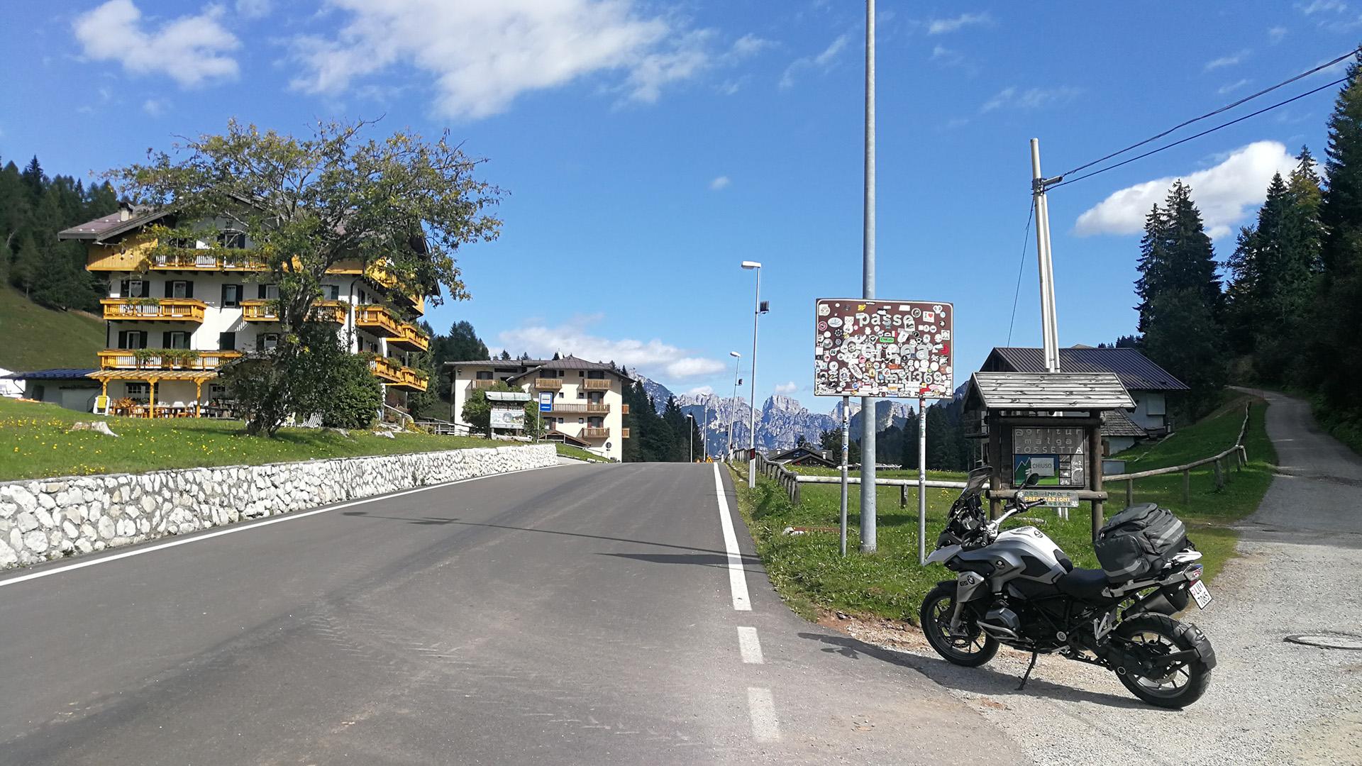 1369 - I - Passo Cereda