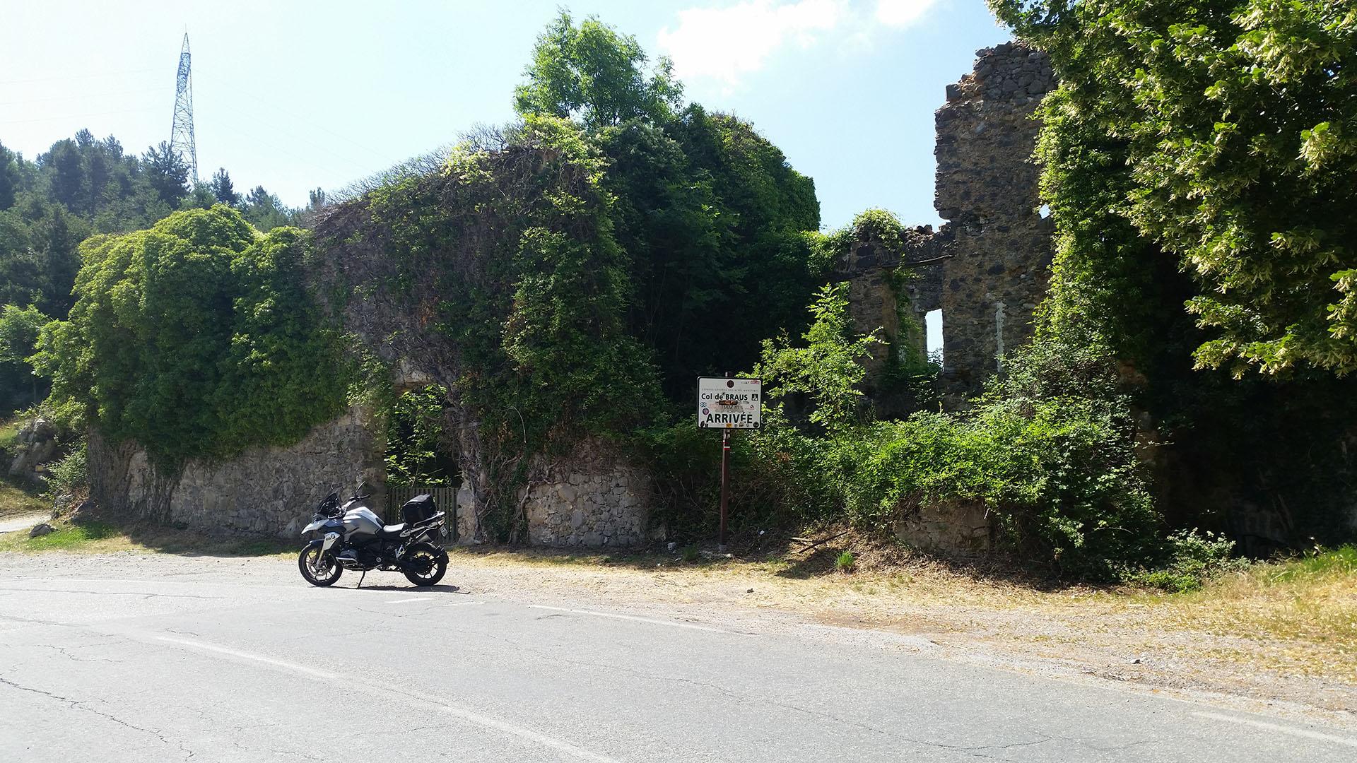 1002 - F - Col de Braus